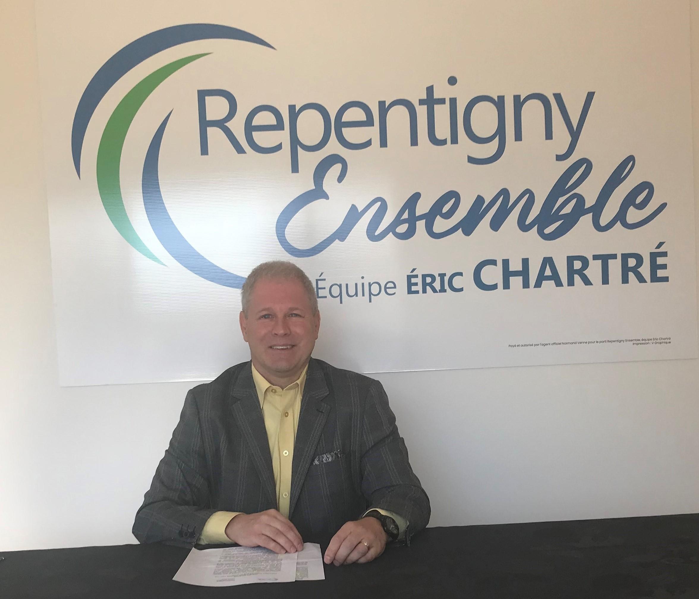 Éric Chartré