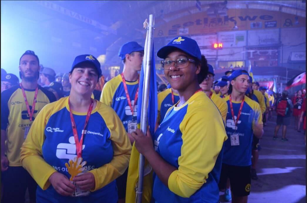 Place à la 53e Finale des Jeux du Québec