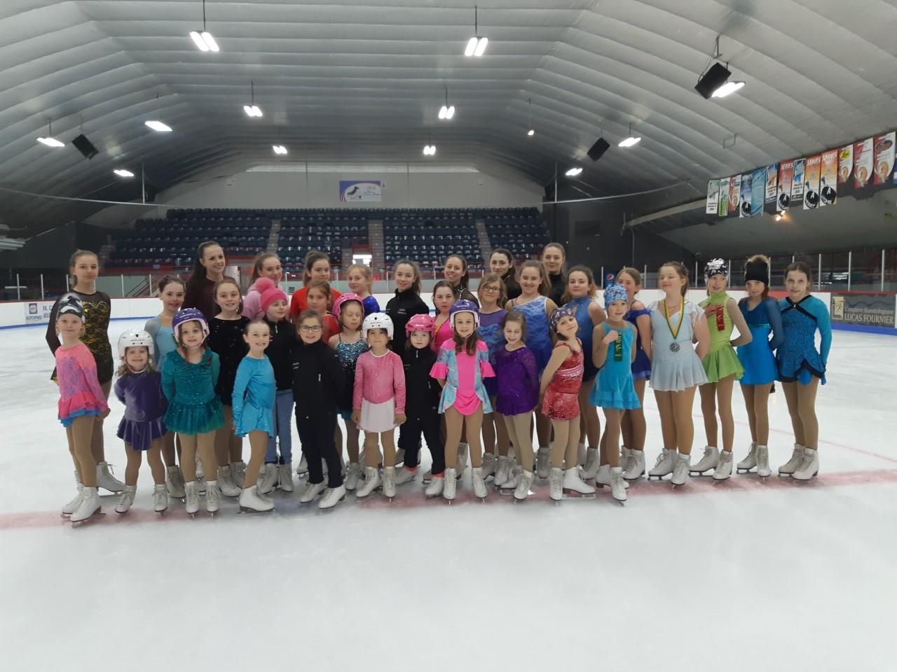 Club de patinage artistique Chic-Chocs