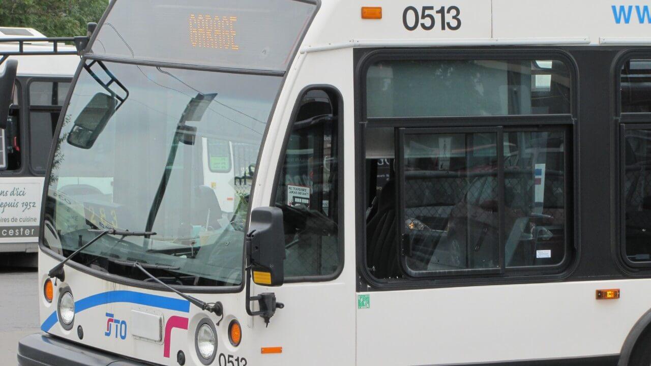 Autobus sto
