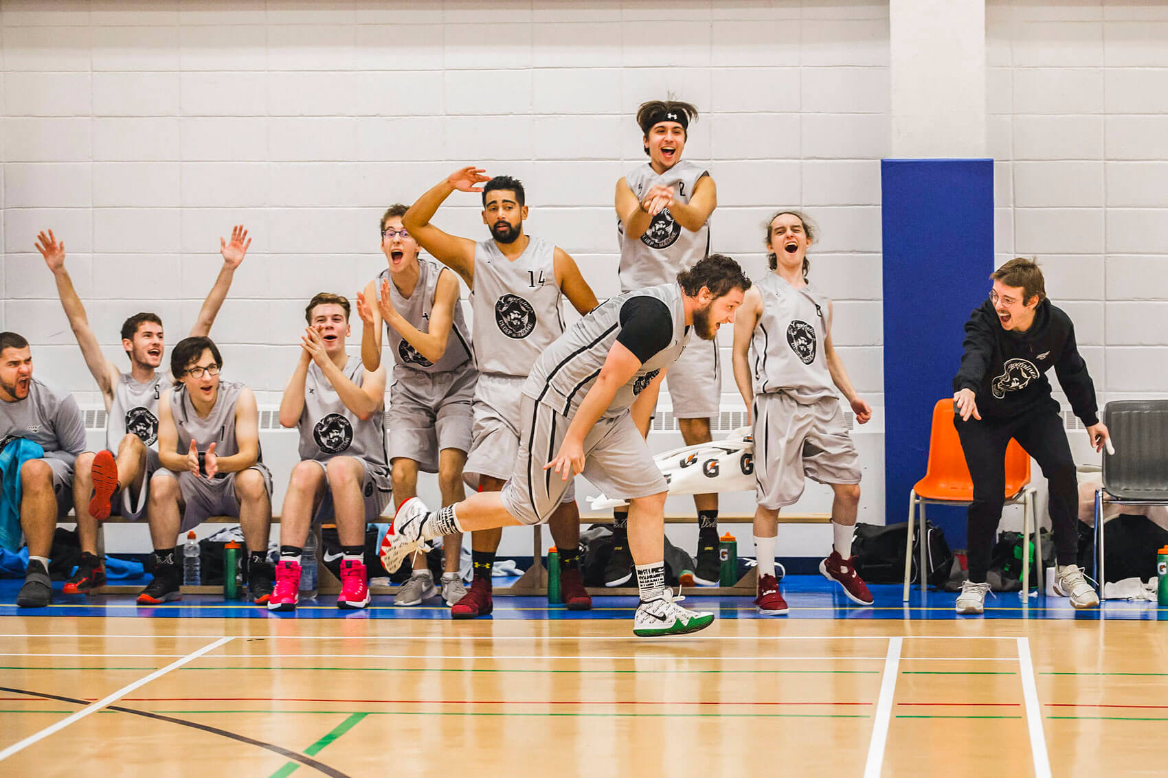 Basketball Les Capitaines Cégep de Matane