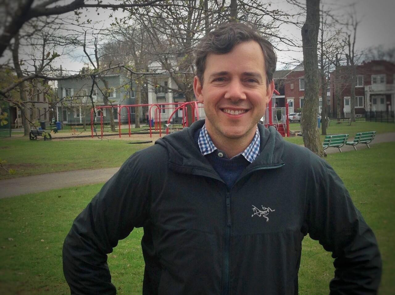Alexandre Martel l'emporte avec une majorité des voix dans le district 8 à Joliette