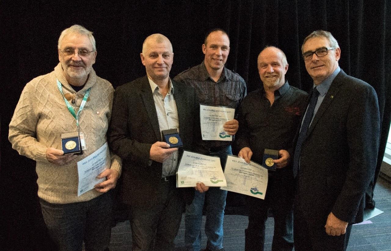 Le Syndicat des producteurs de bovins remporte un prix provincial
