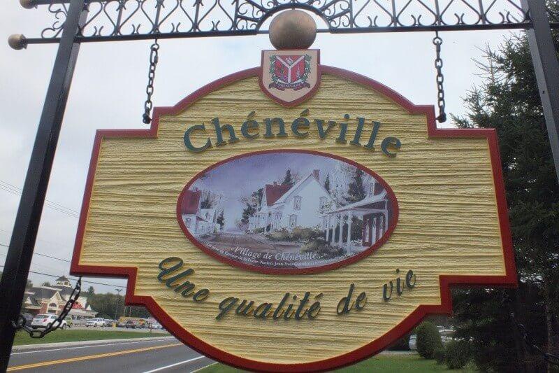 Chénéville