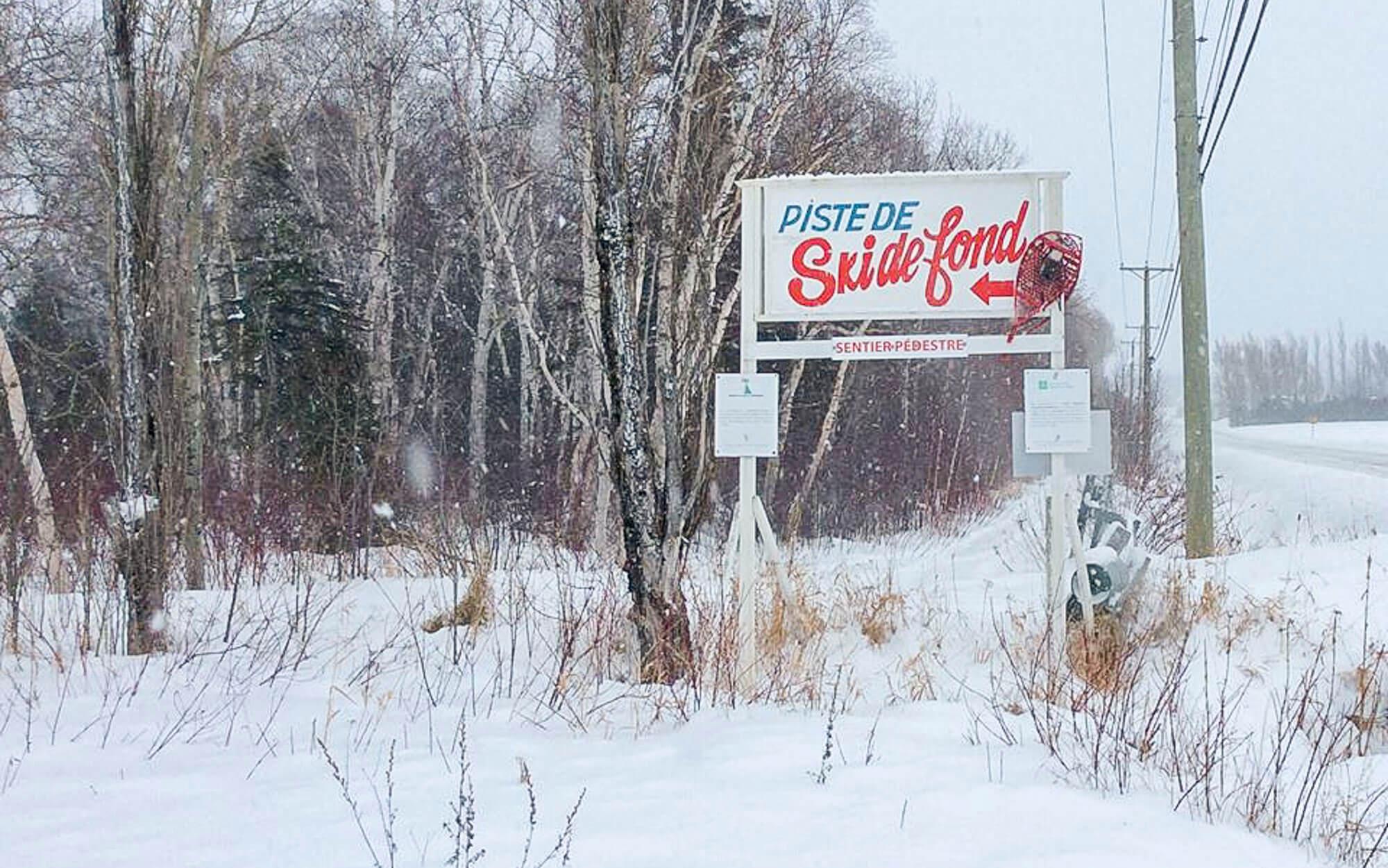 Club de ski de fond et de raquettes de Saint-Ulric