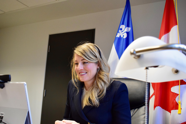 Mélanie Joly ministre