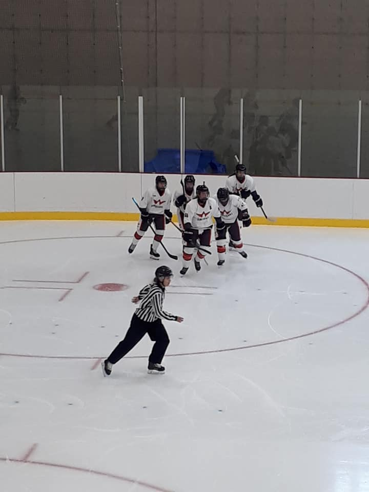 Pionnières hockey 8 septembre