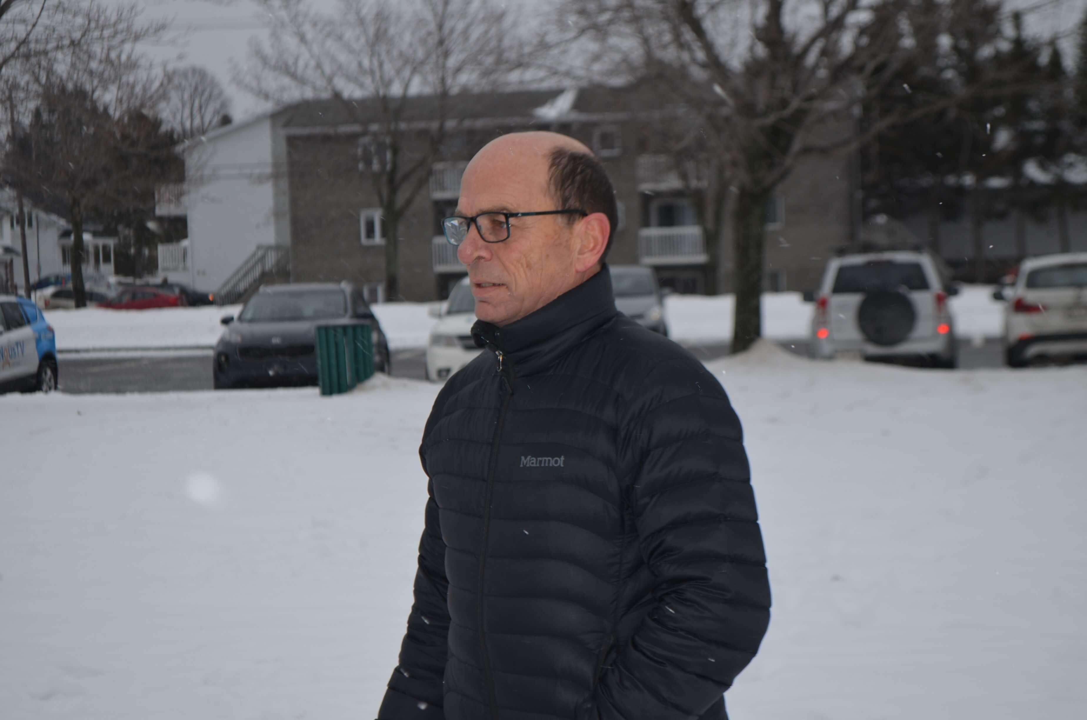 Bernard Poirier