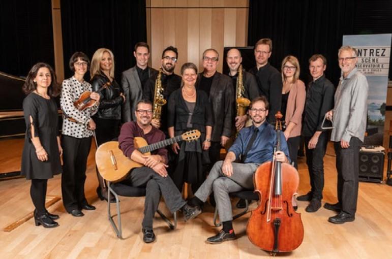 LEs professeurs du Conservatoire de musique de Rimouski
