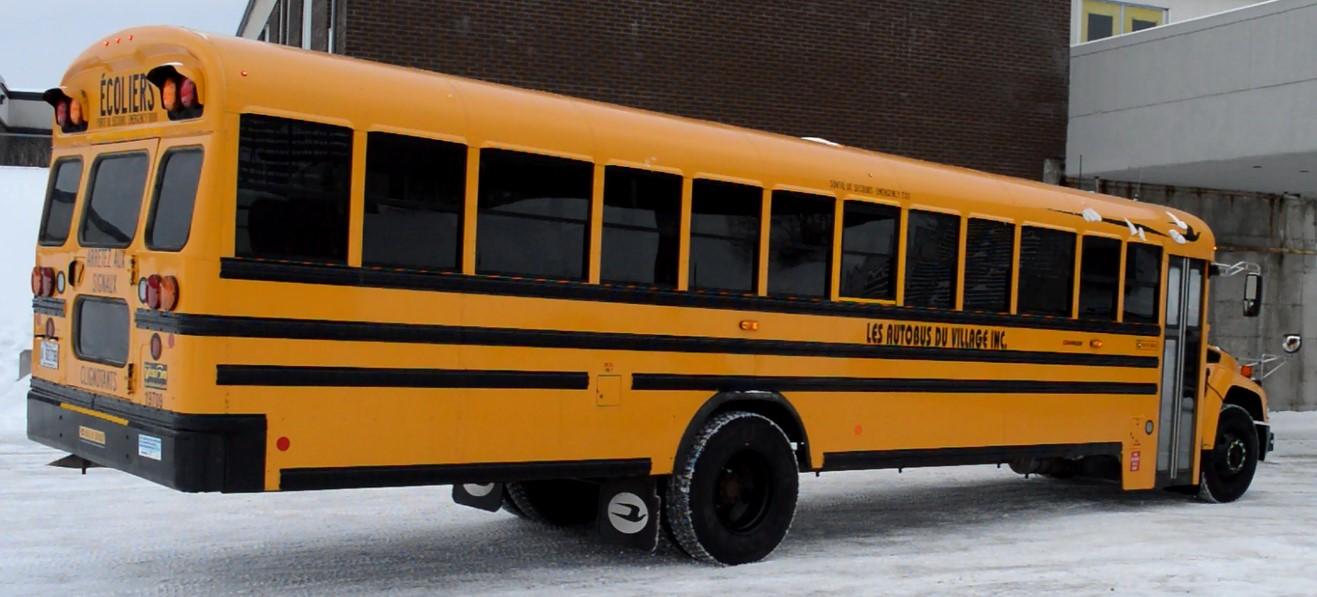 Autobus cscv