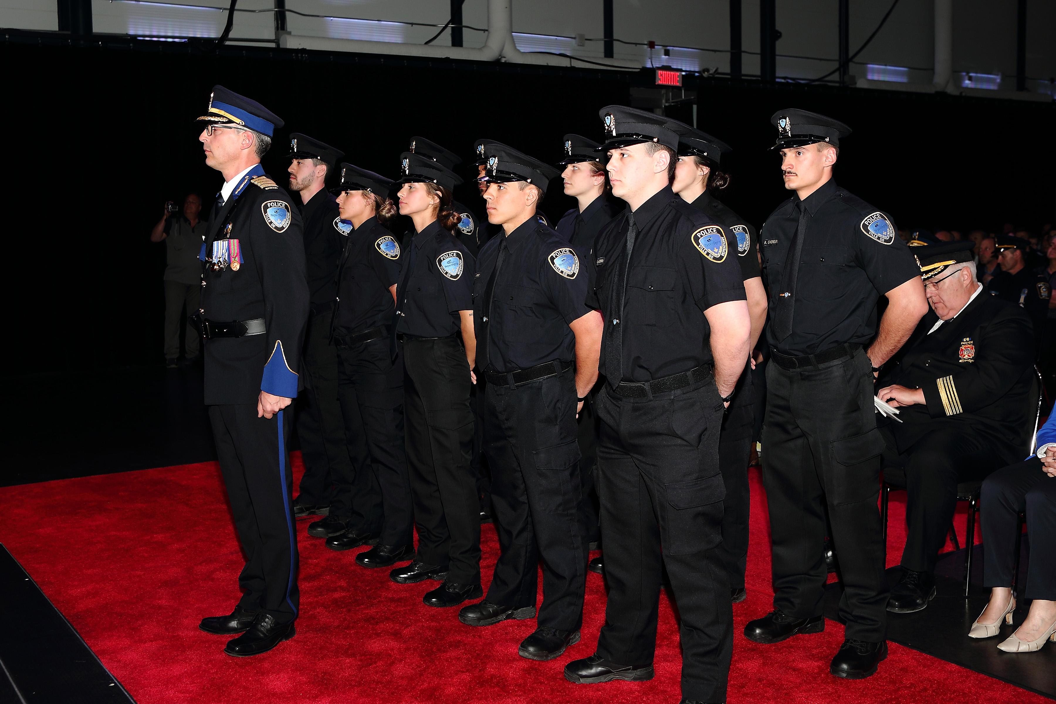 Assermentation policiers Repentigny