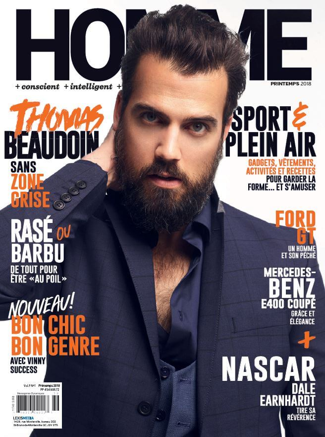 Magazine Homme