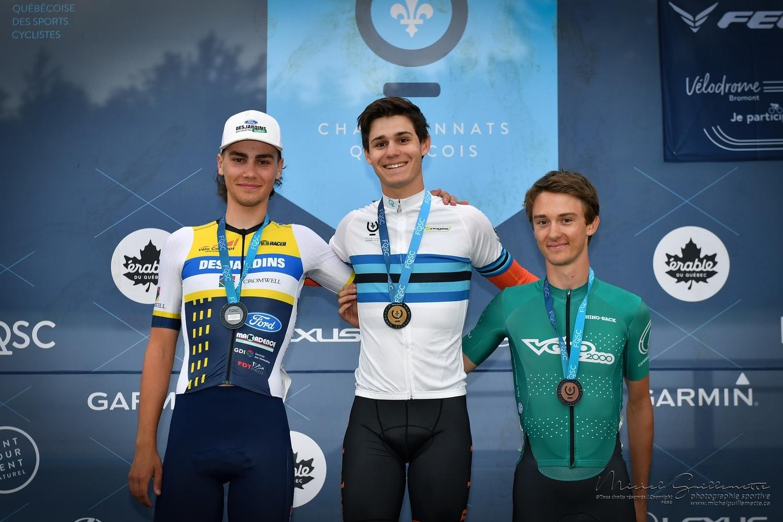 Cyclisme piste Dubuc