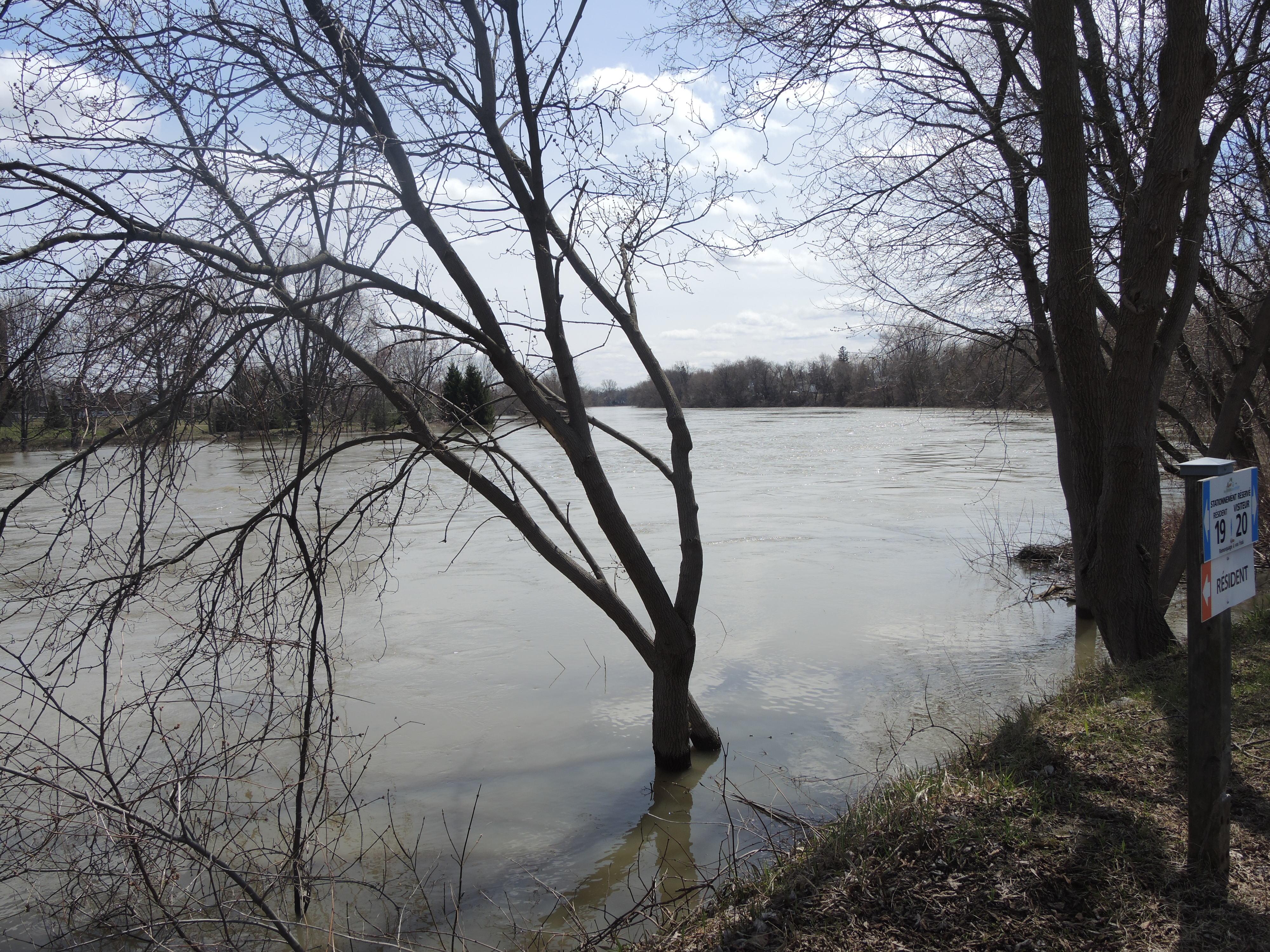 État des rivières