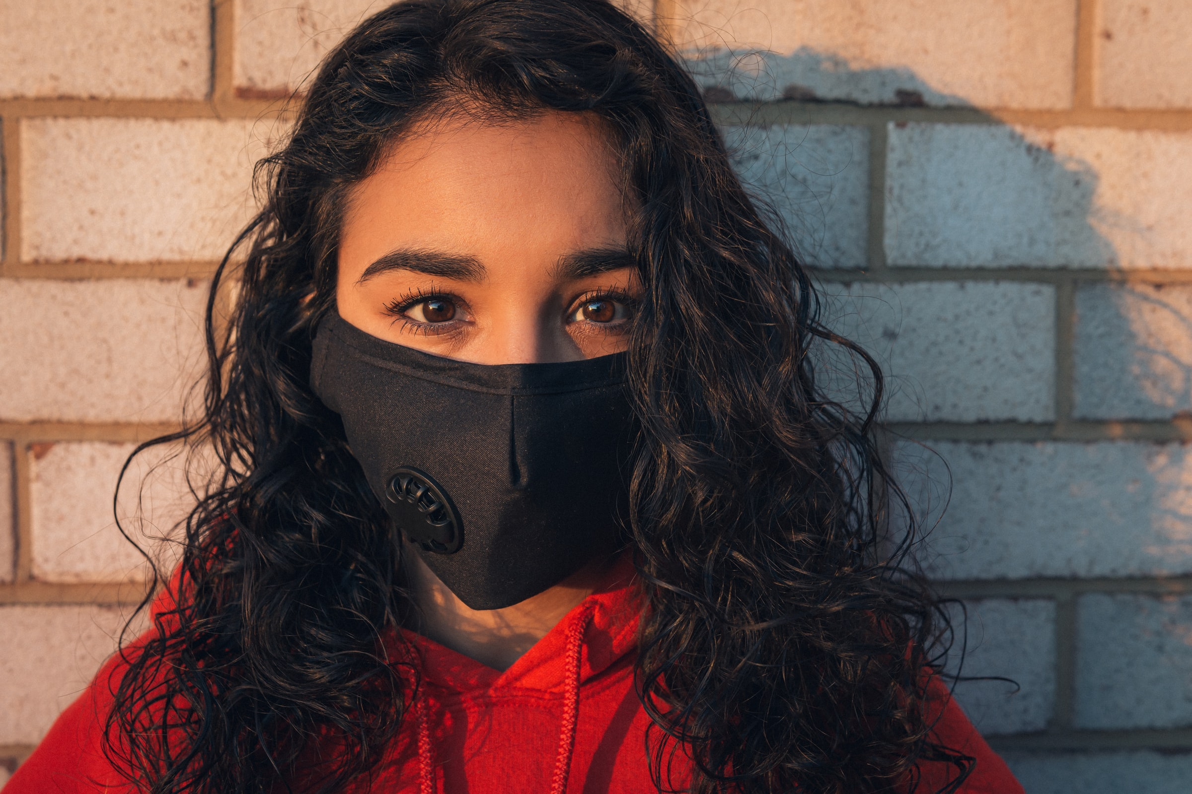 Couvre-visage, masque, coronavirus, COVID-19
