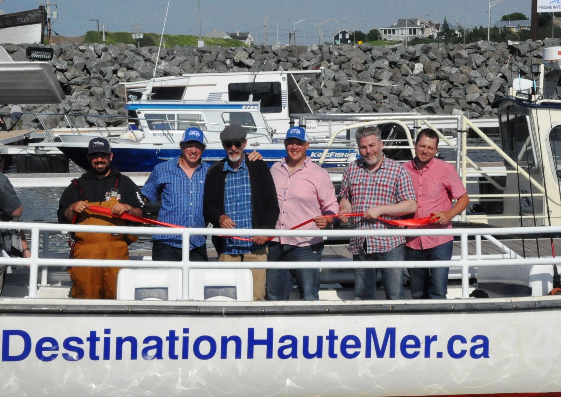 Destination Haute-Mer