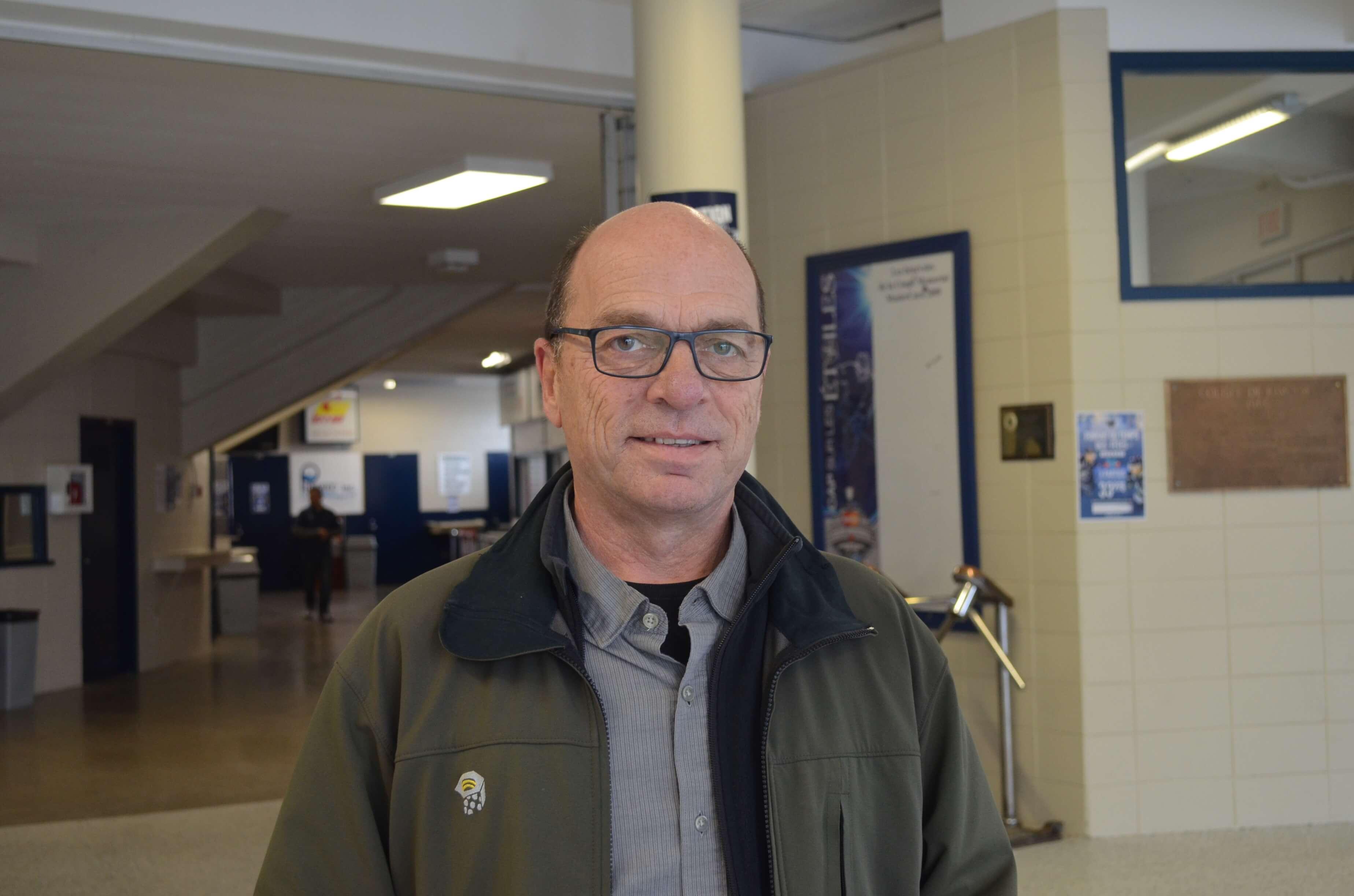 Bernard Poirier - Guignolée des médias