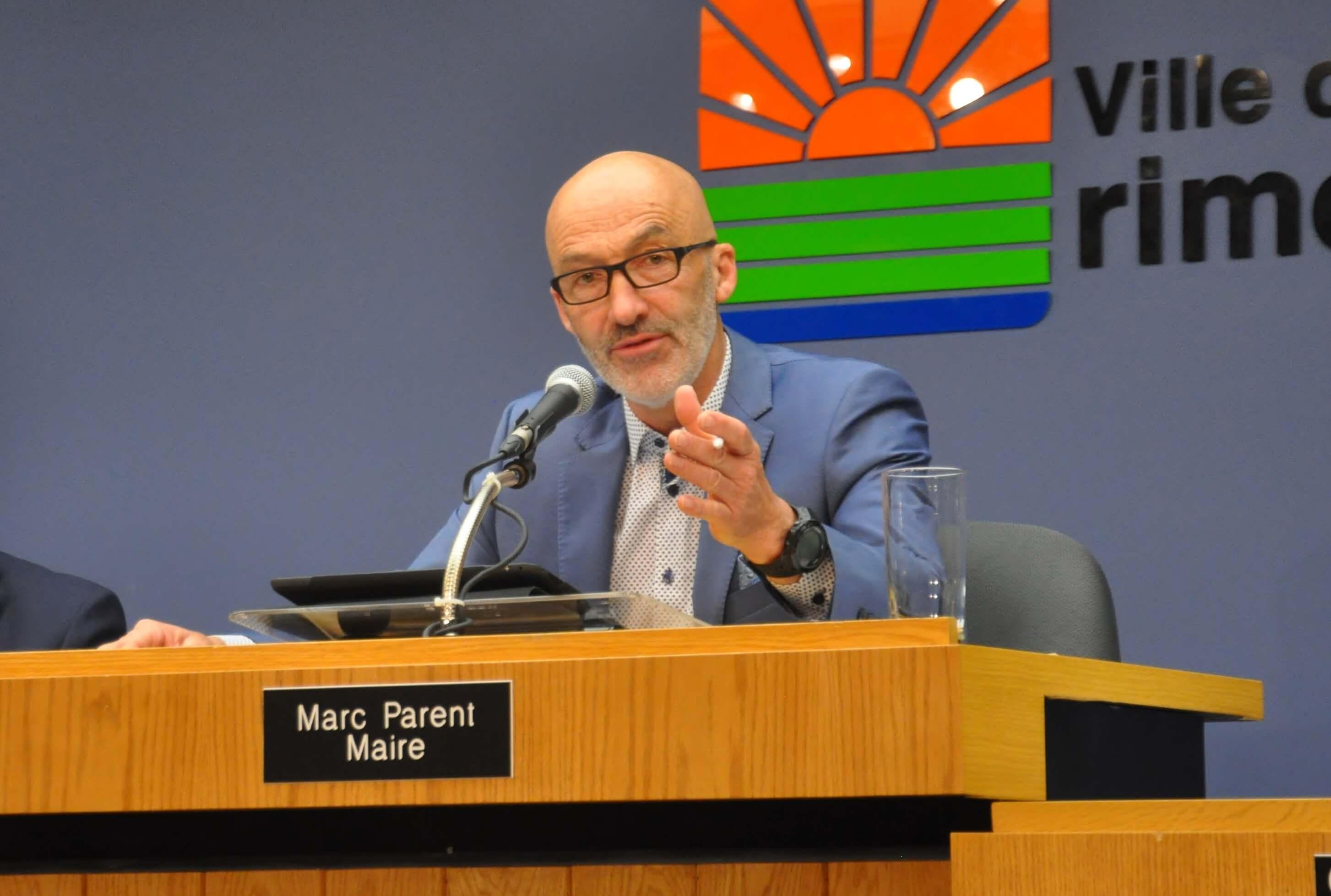Marc Parent Rimouski