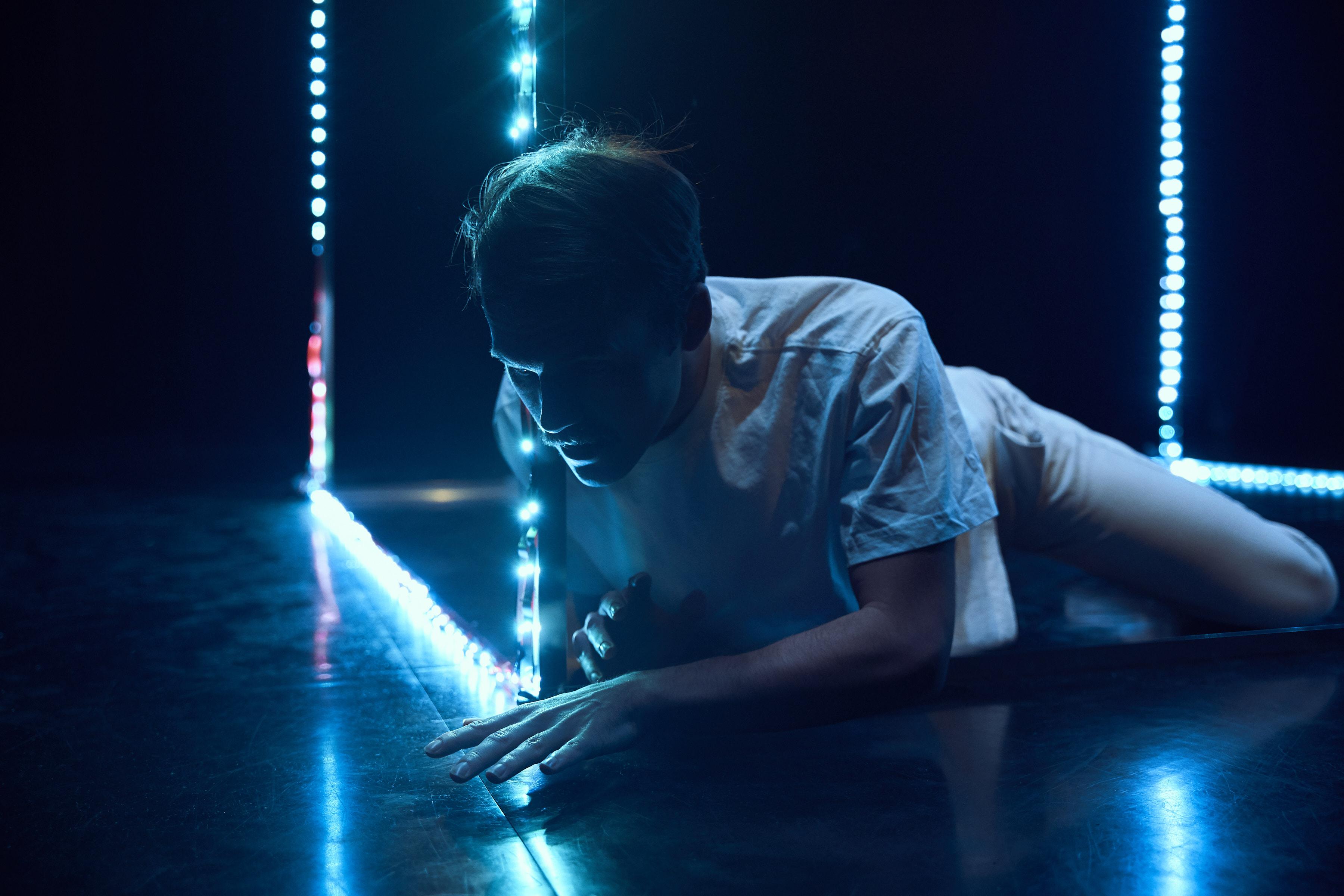 spectacle virtuel de danse