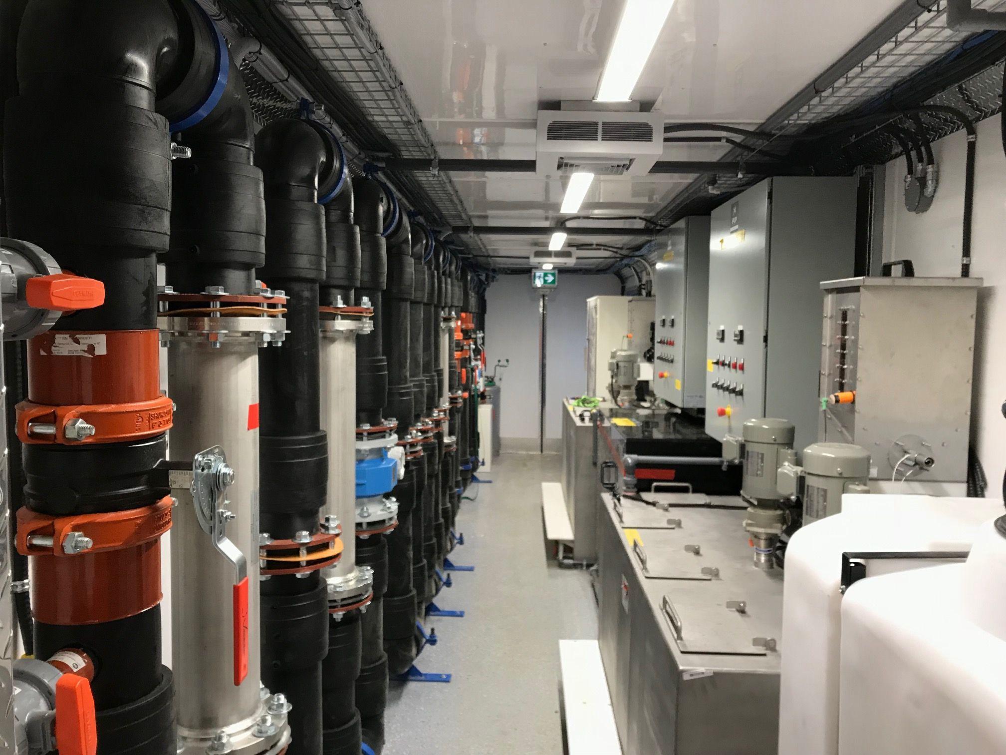 ASDR traitement eaux