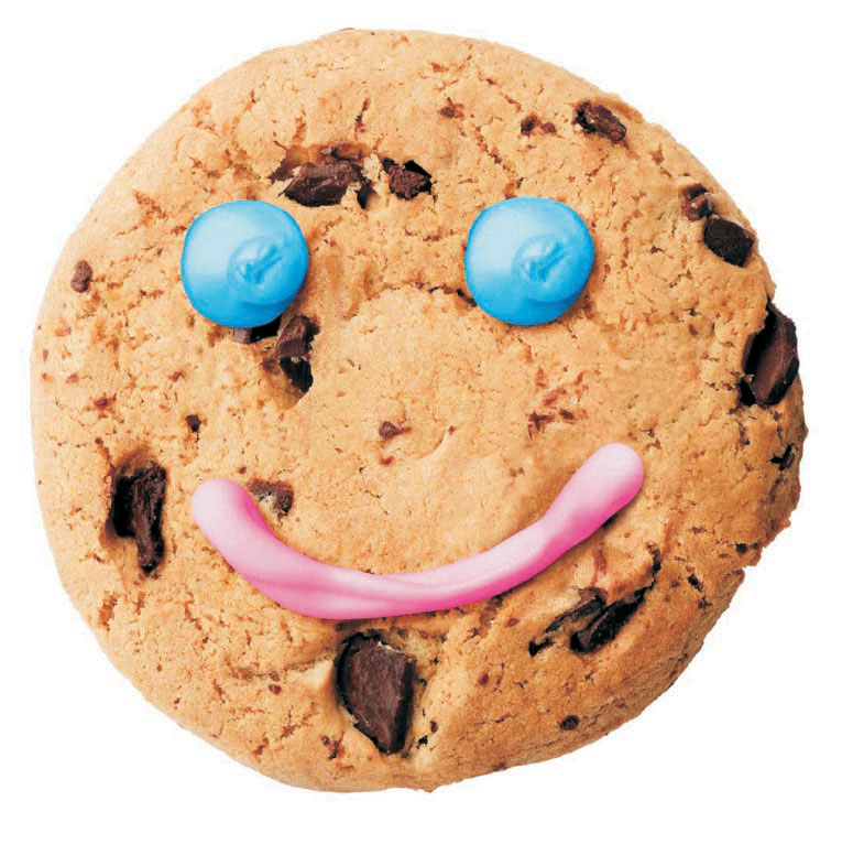 Campagne Biscuit Sourire de Tim Hortons.