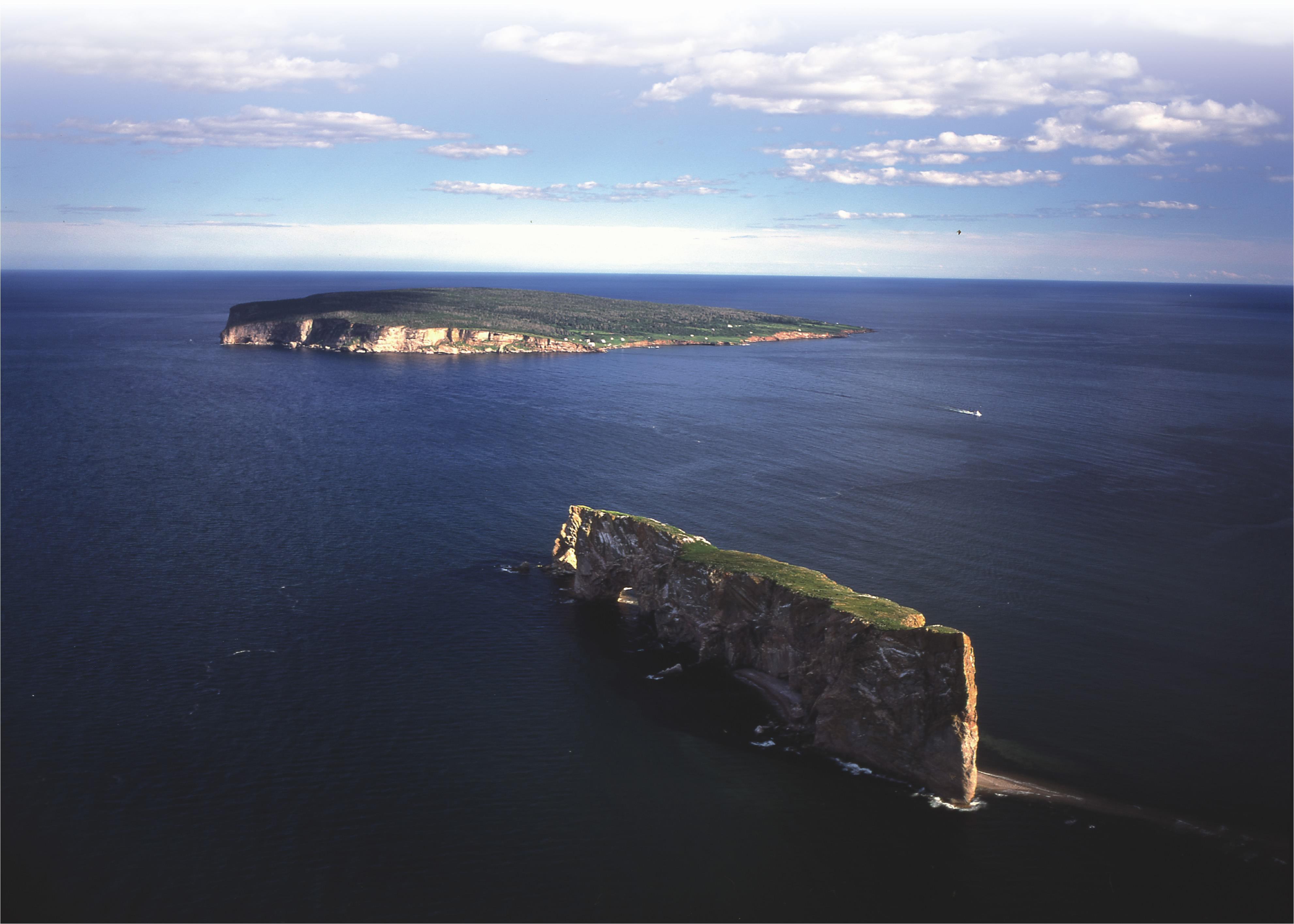 Rocher Percé Île Bonaventure
