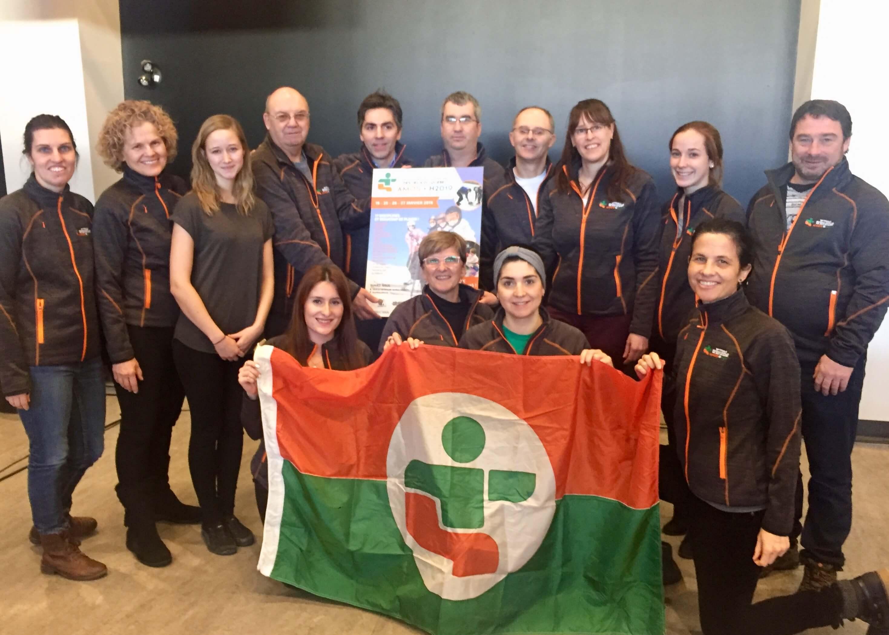 Comité organisateur Jeux Québec