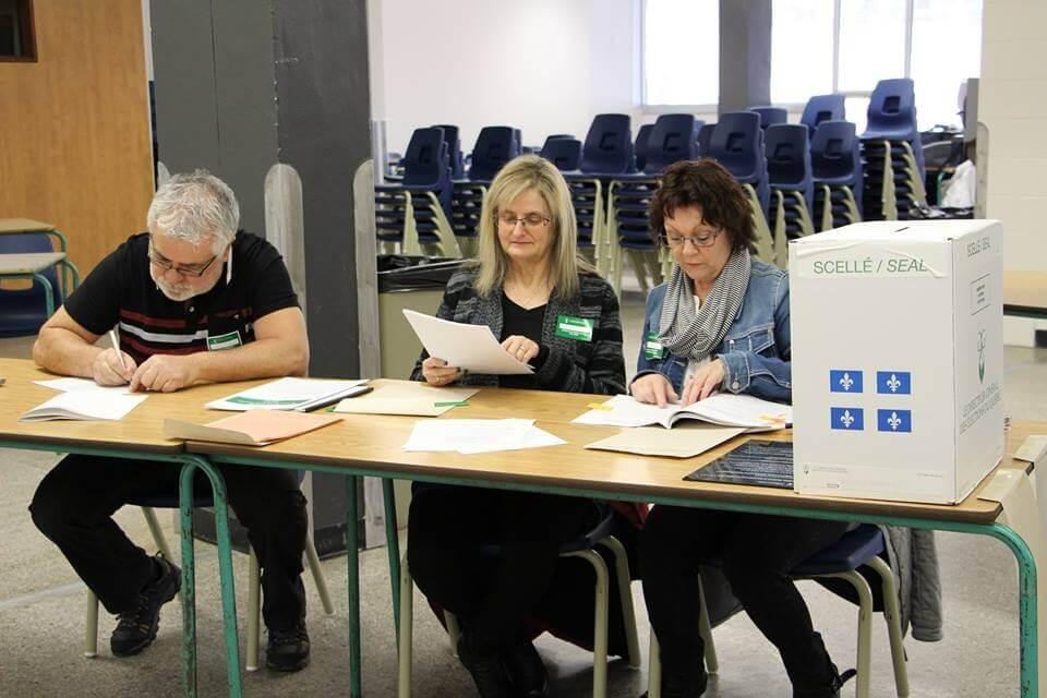 Élections 2018 en Gaspésie
