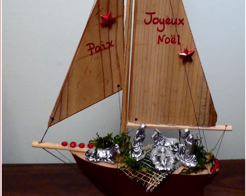Crèche-bateau