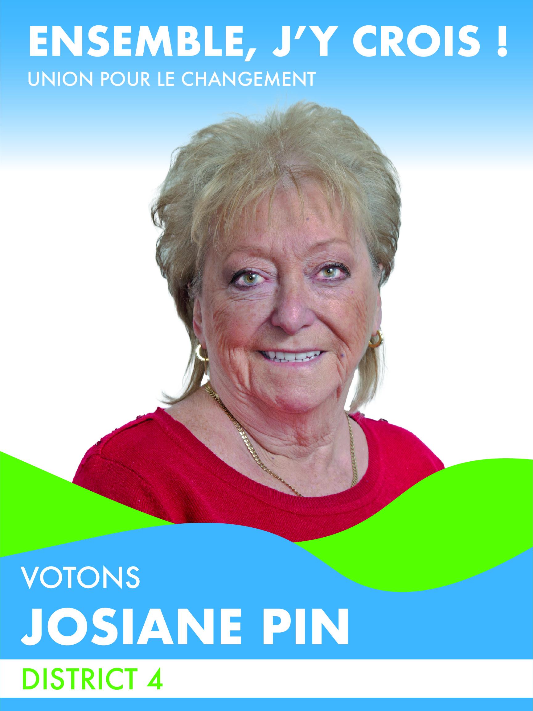 Josiane Pin