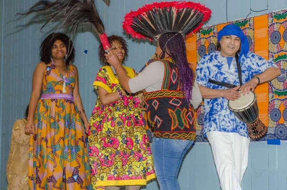 L'Afrique à l'honneur à Sainte-Anne-des-Monts