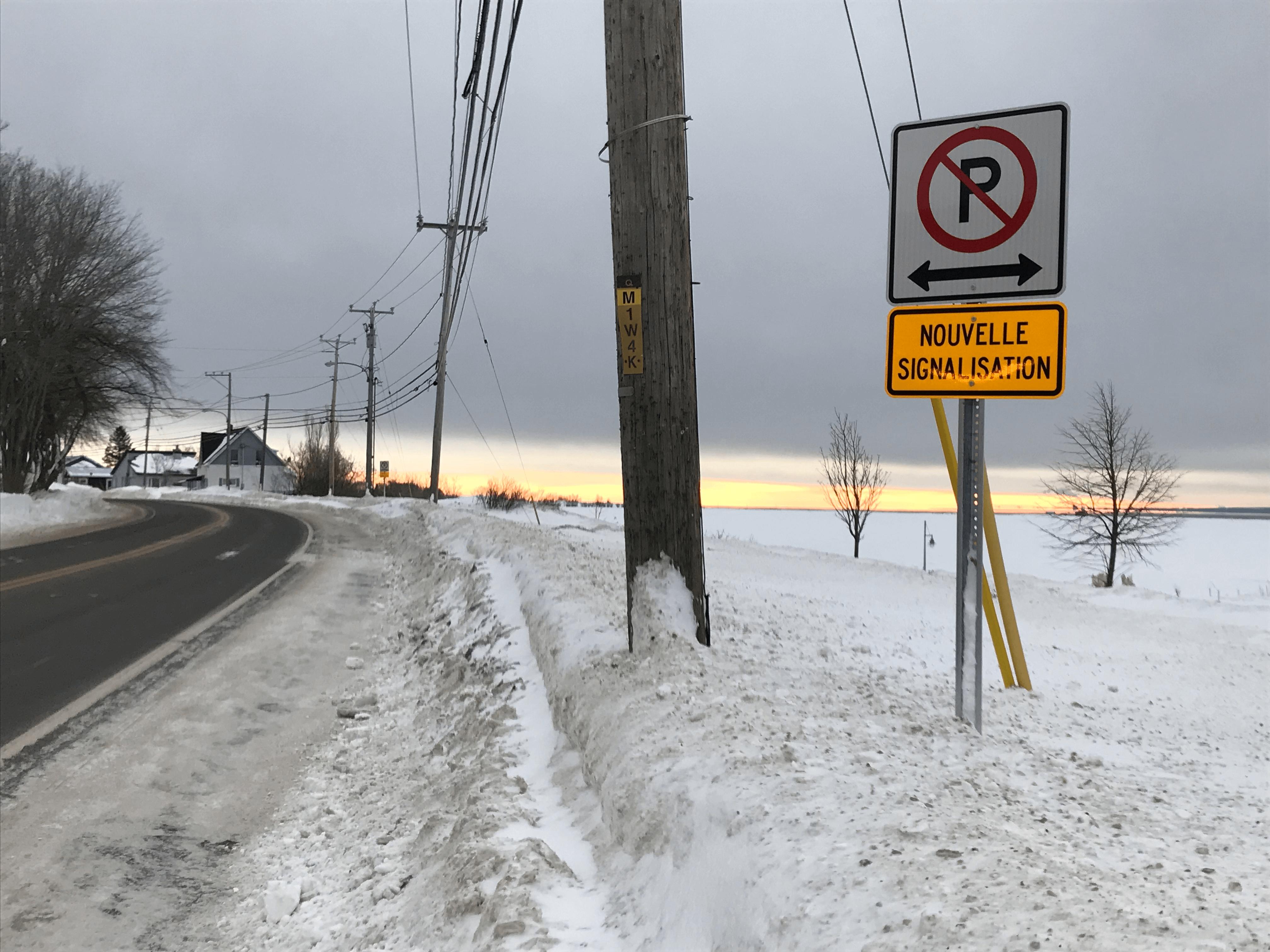 Carleton stationnement