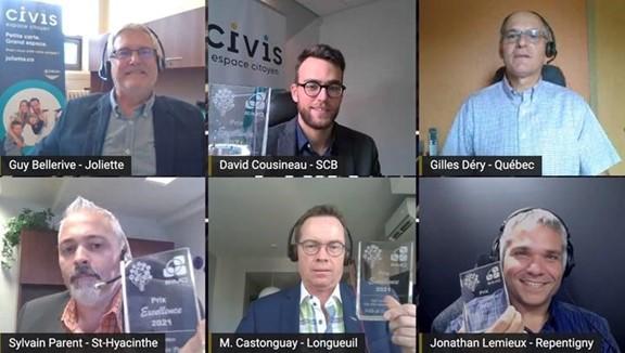 Prix Excellence Civis