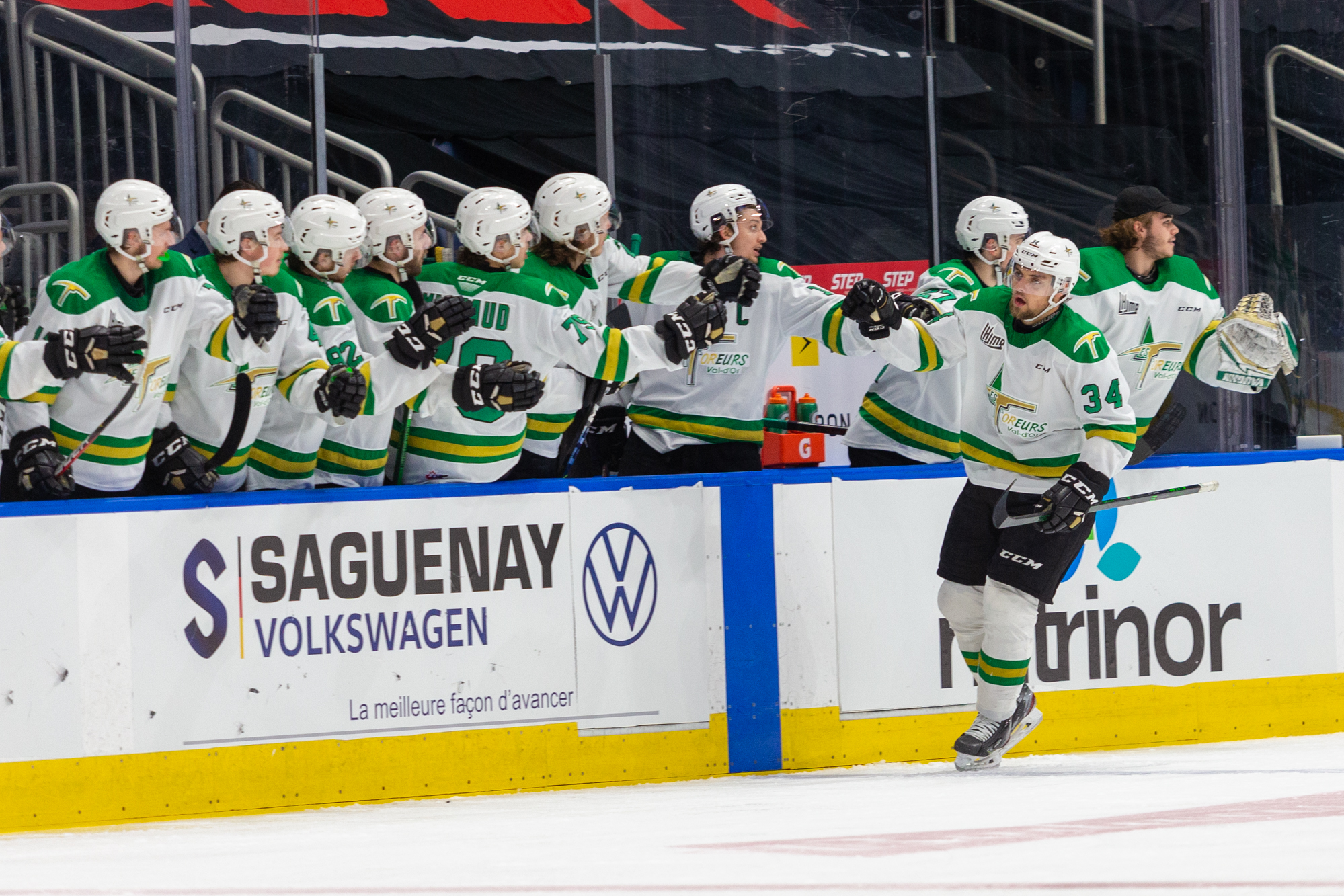 Foreurs Val-d'Or - Séries 2021
