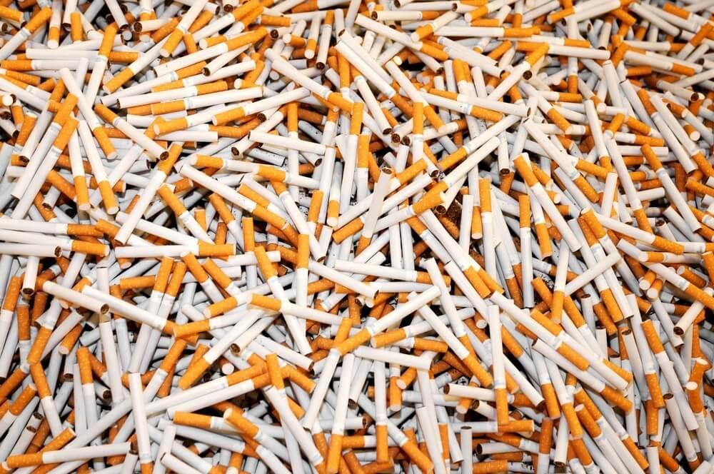contrebande de tabac cigarettes