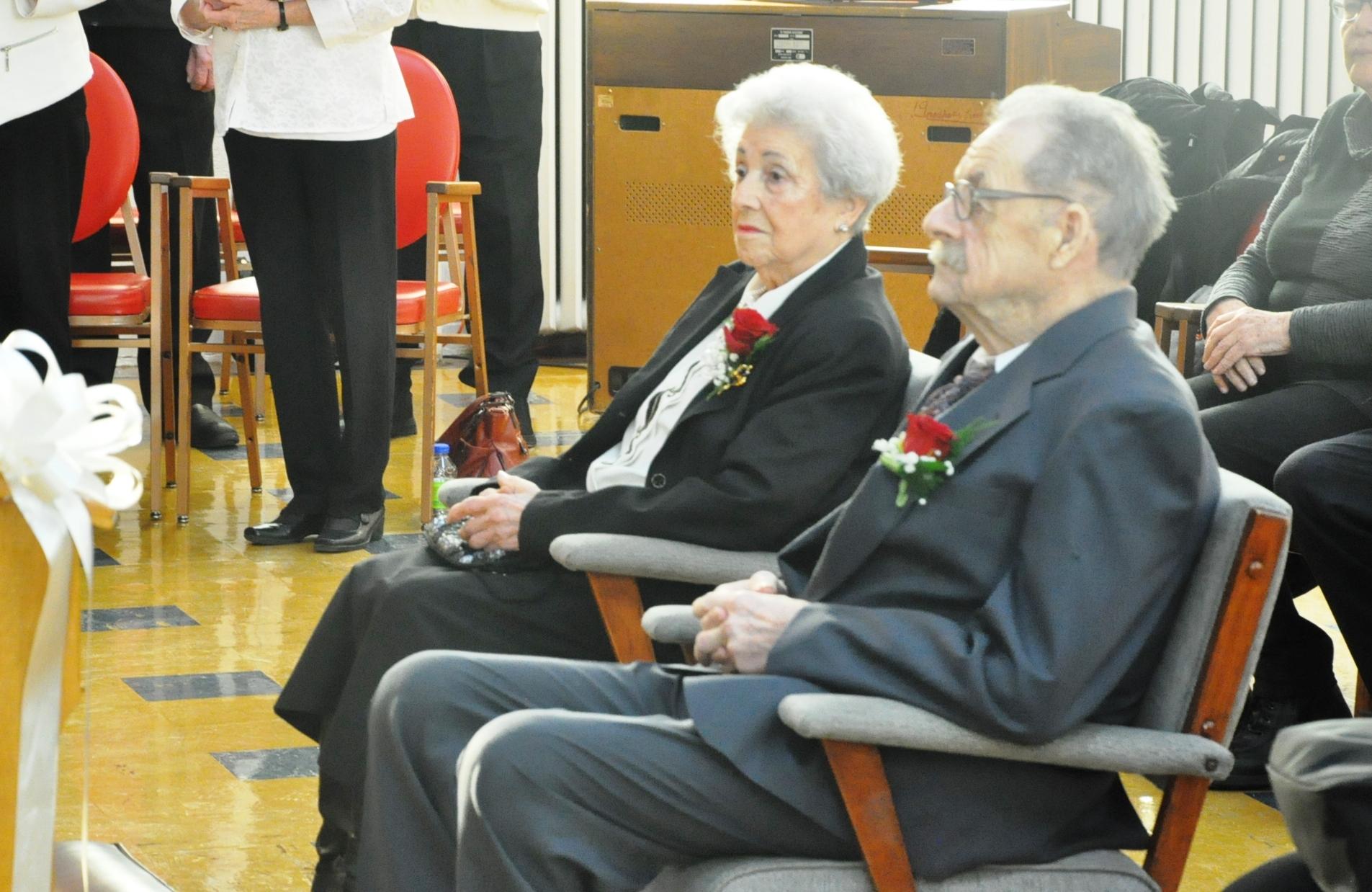 70e anniversaire Ruth et Jean-Marc