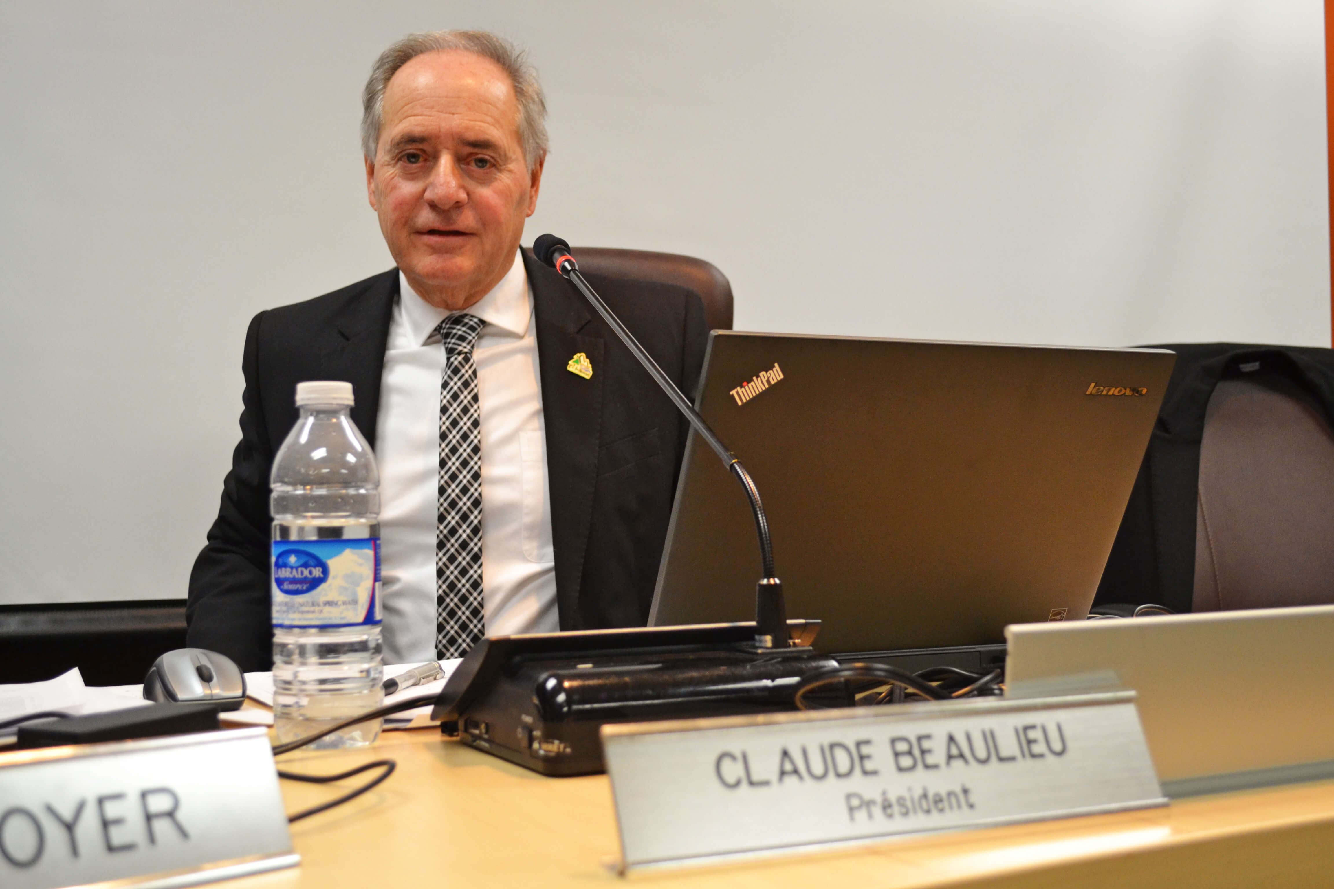 Claude Beaulieu CSD