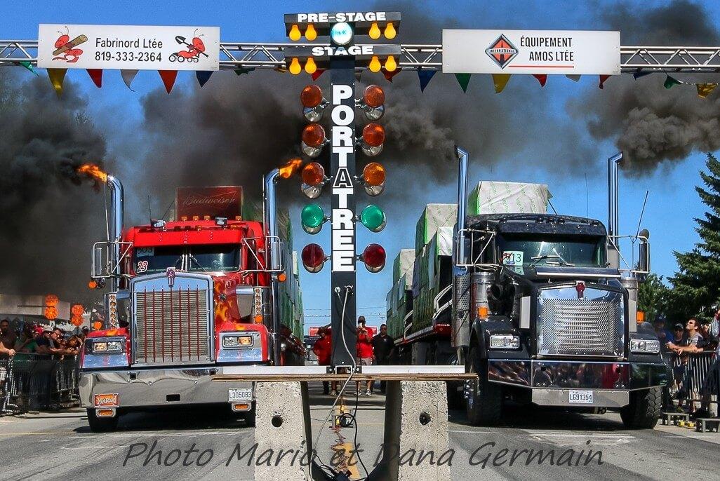 Foire Camionneur Barraute