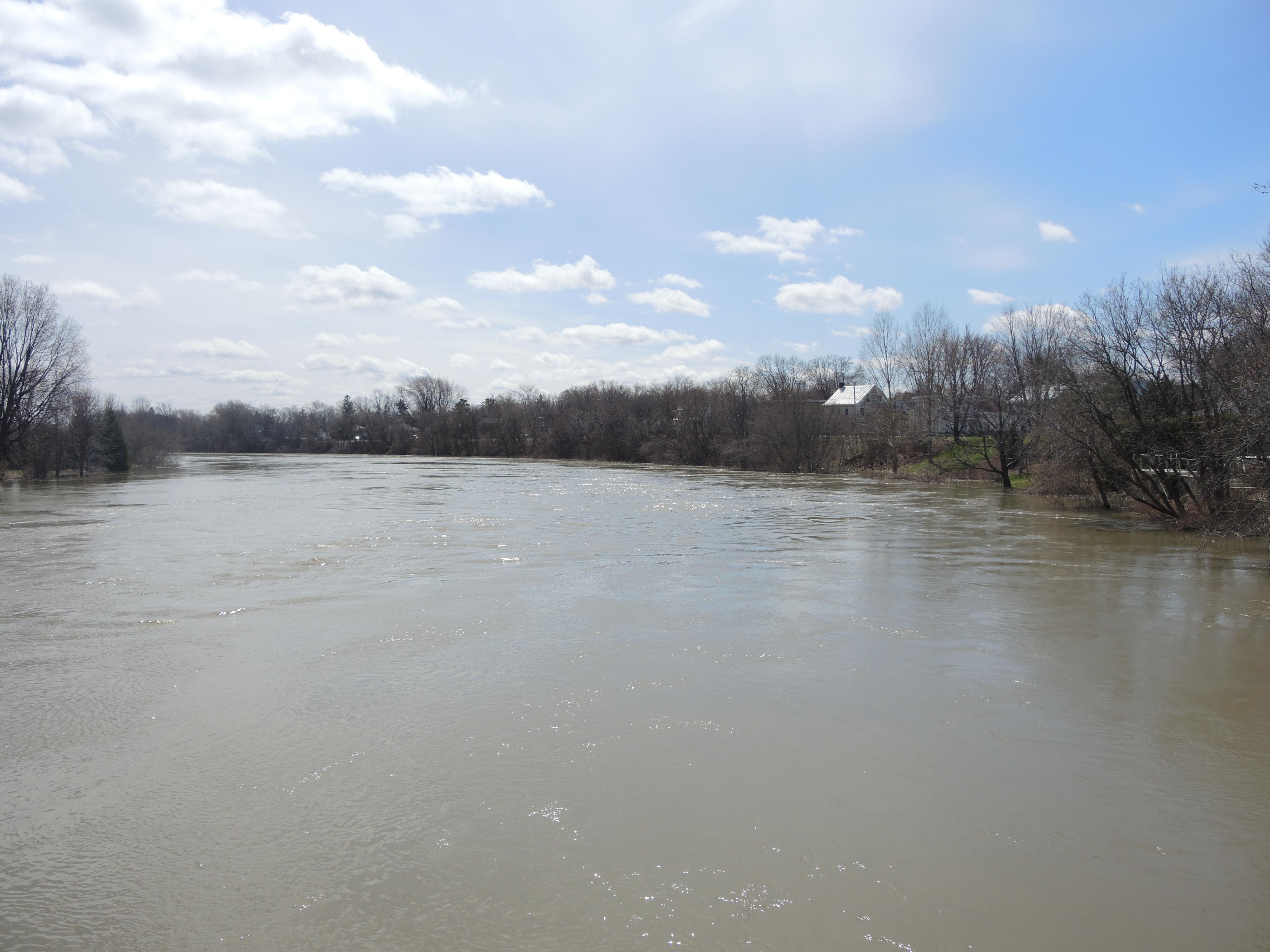 Situation rivières