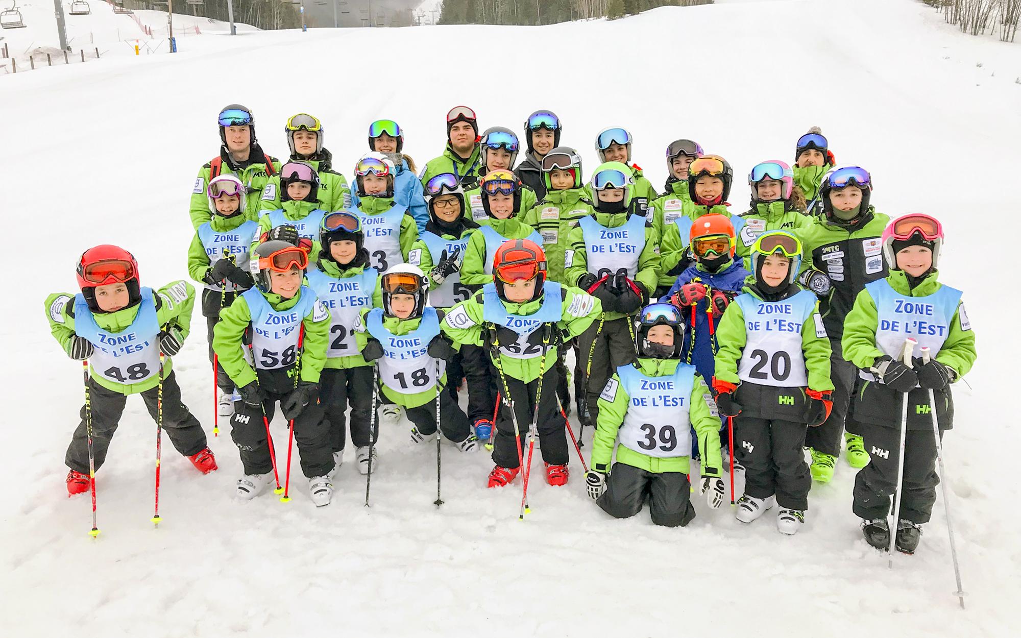 Club de ski alpin du Mont-Castor