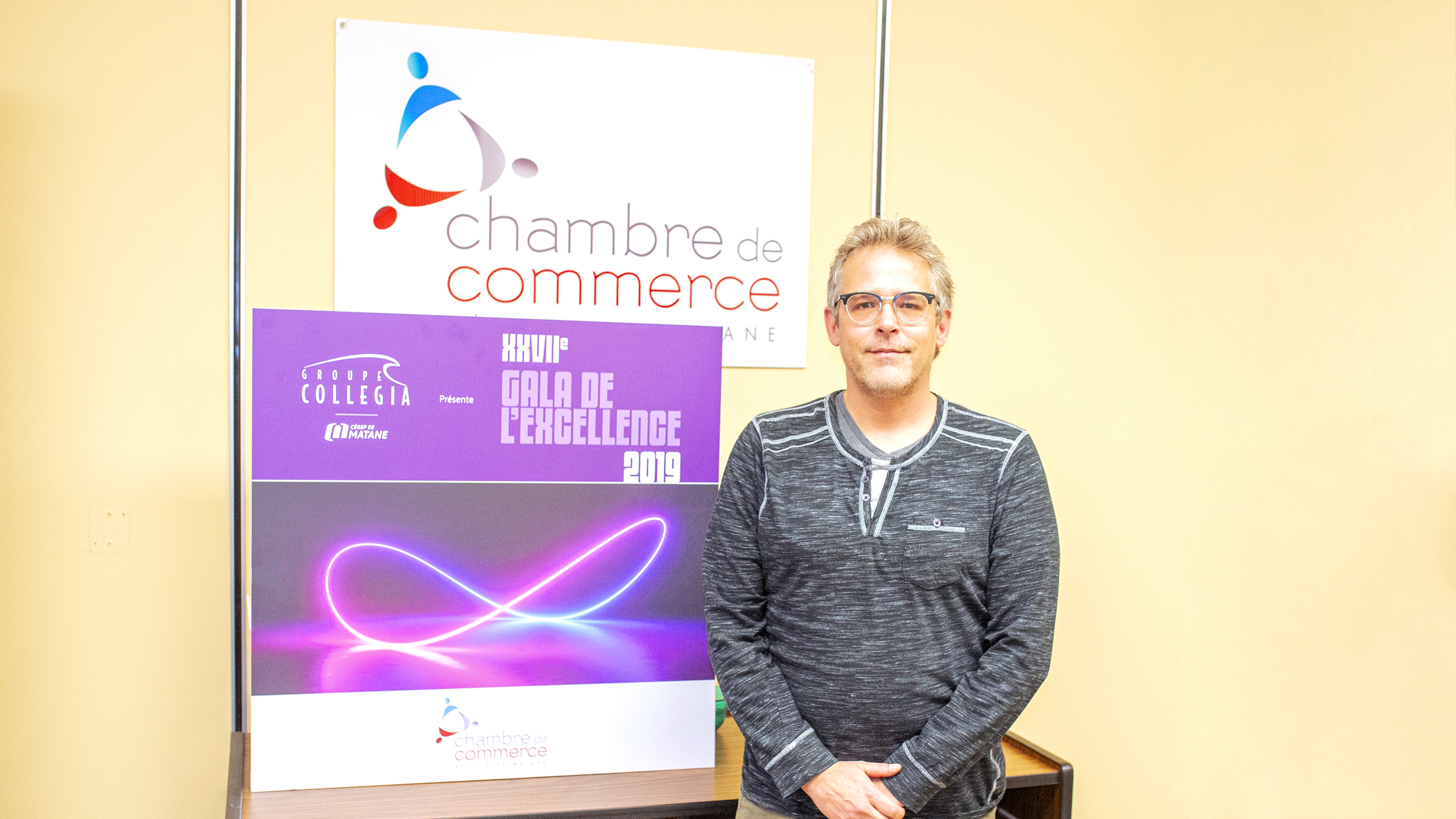 Alain Gagnon Chambre de commerce de la région de Matane