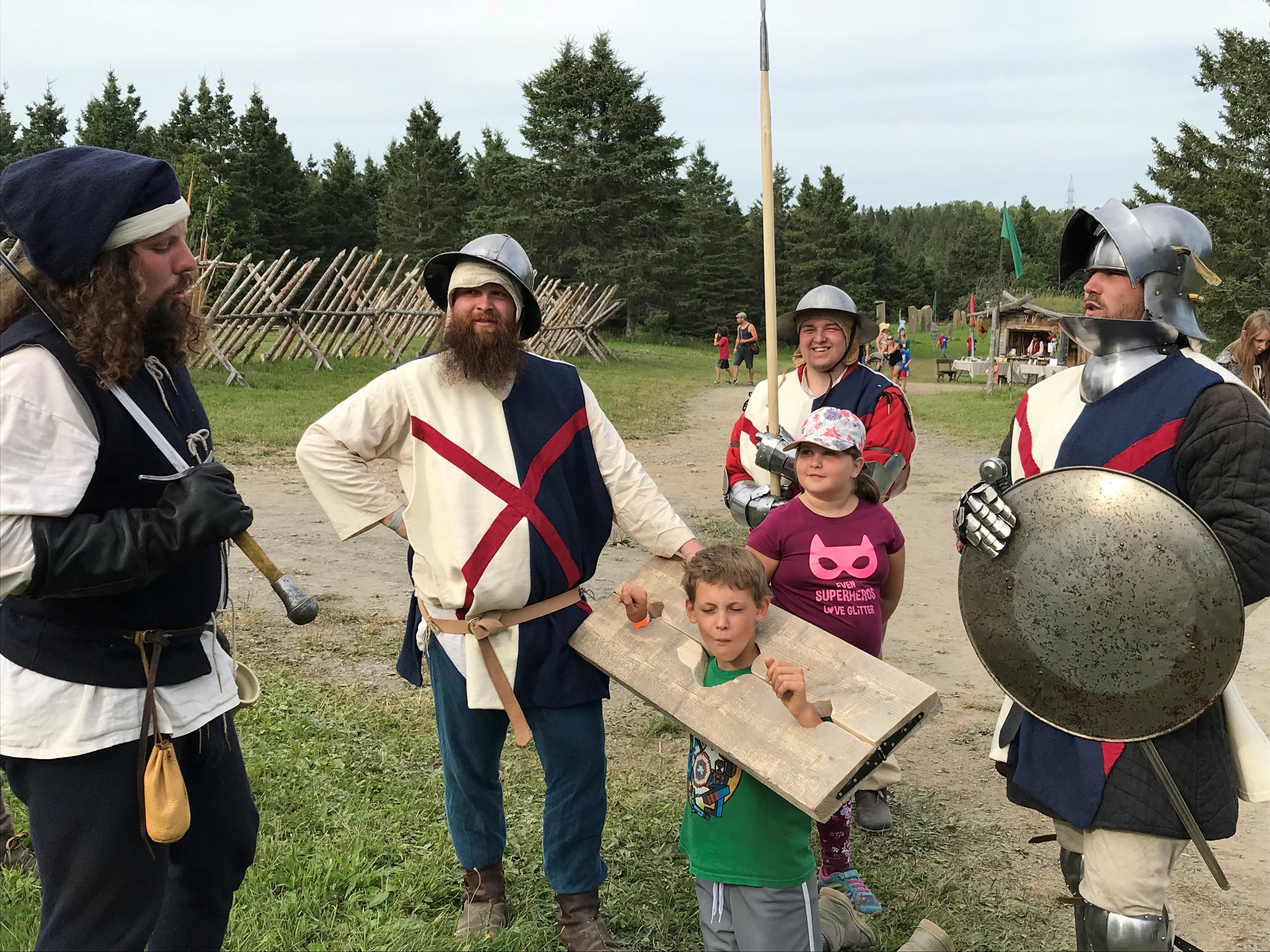 Feste médiévale