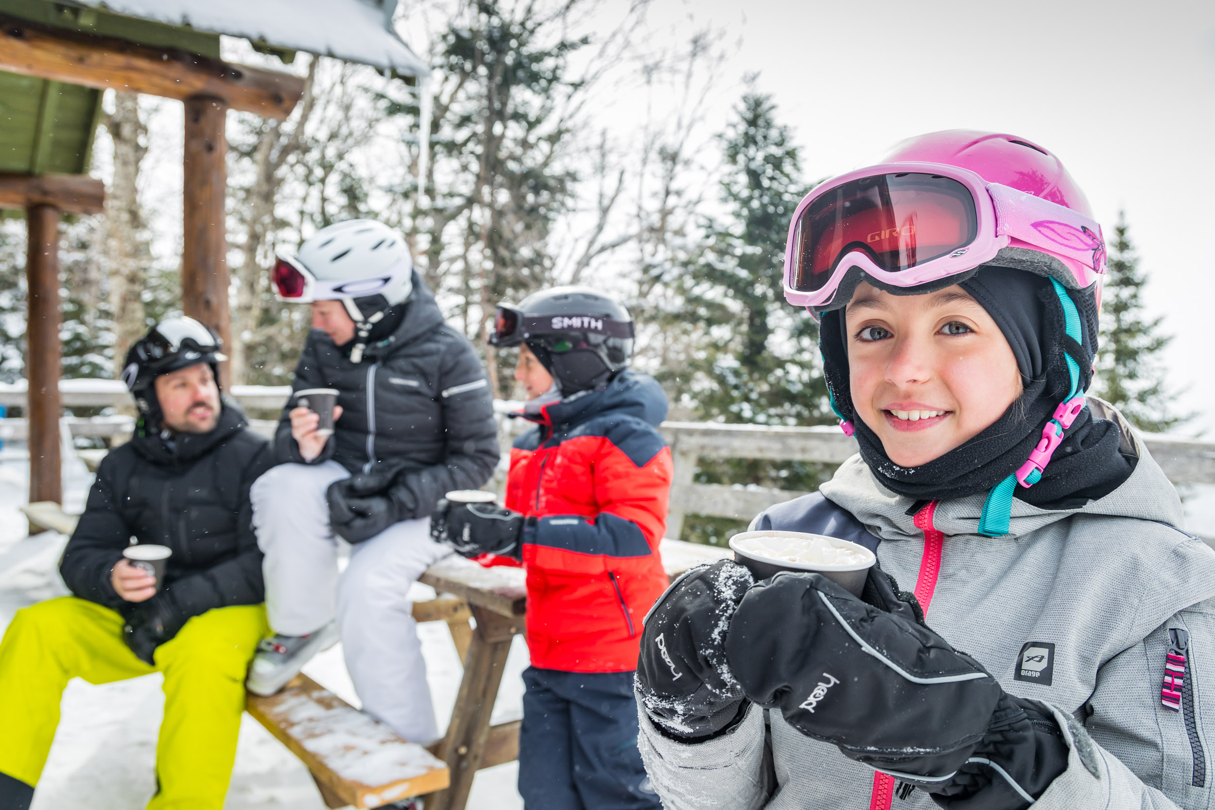 Ski relâche
