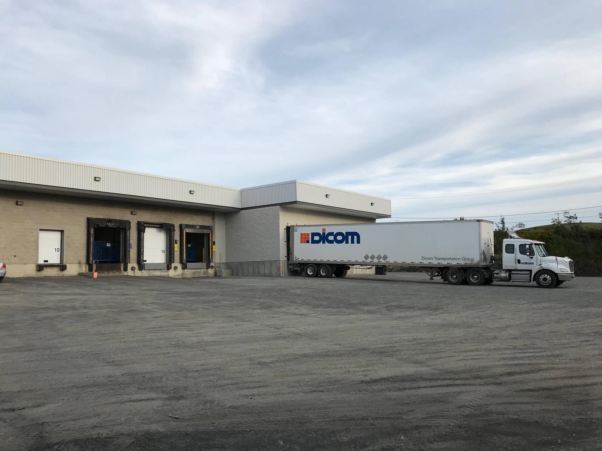 L'entrepôt Dicom  - Mont-Joli