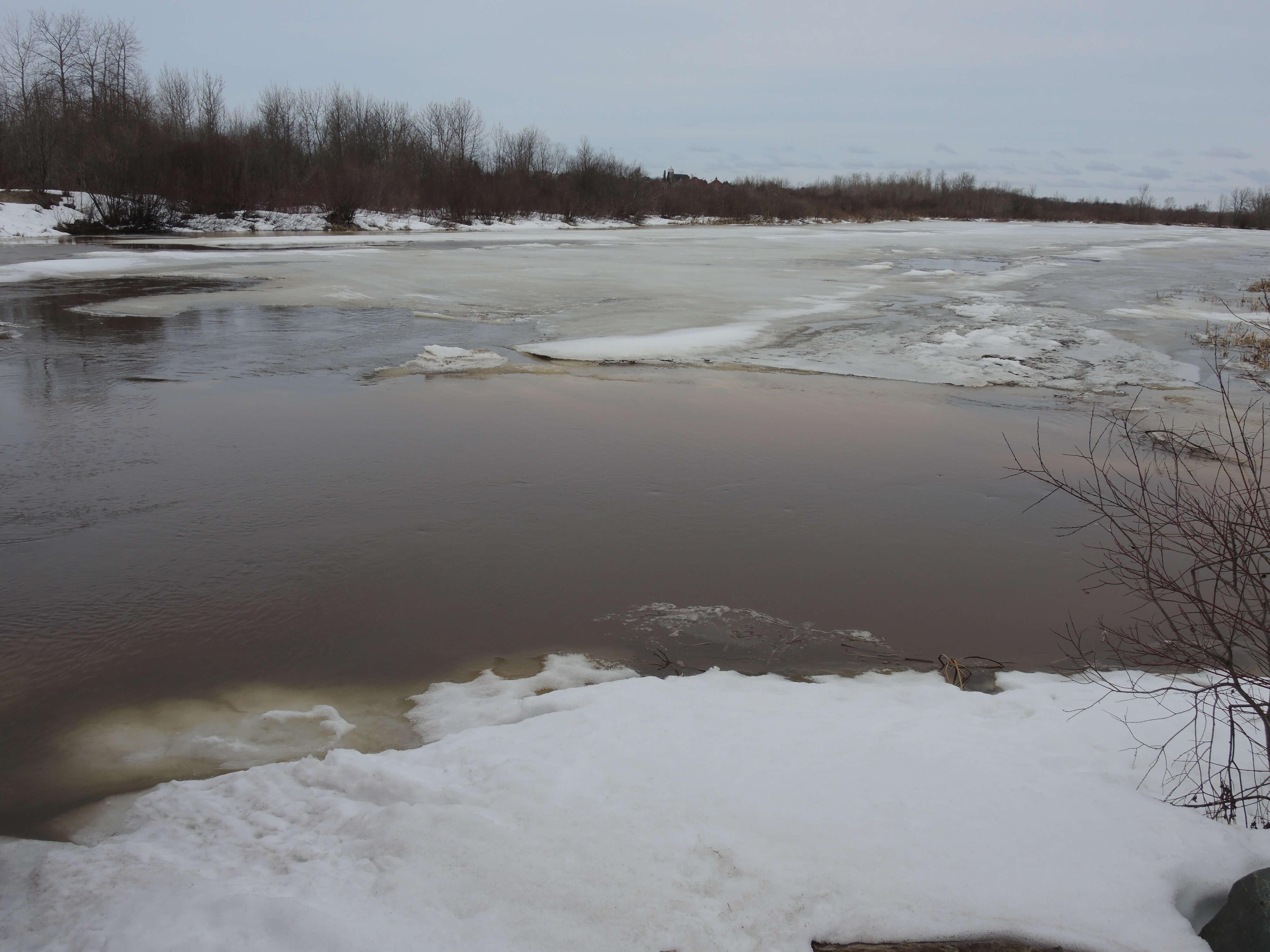 Rivière Lois lac Macamic