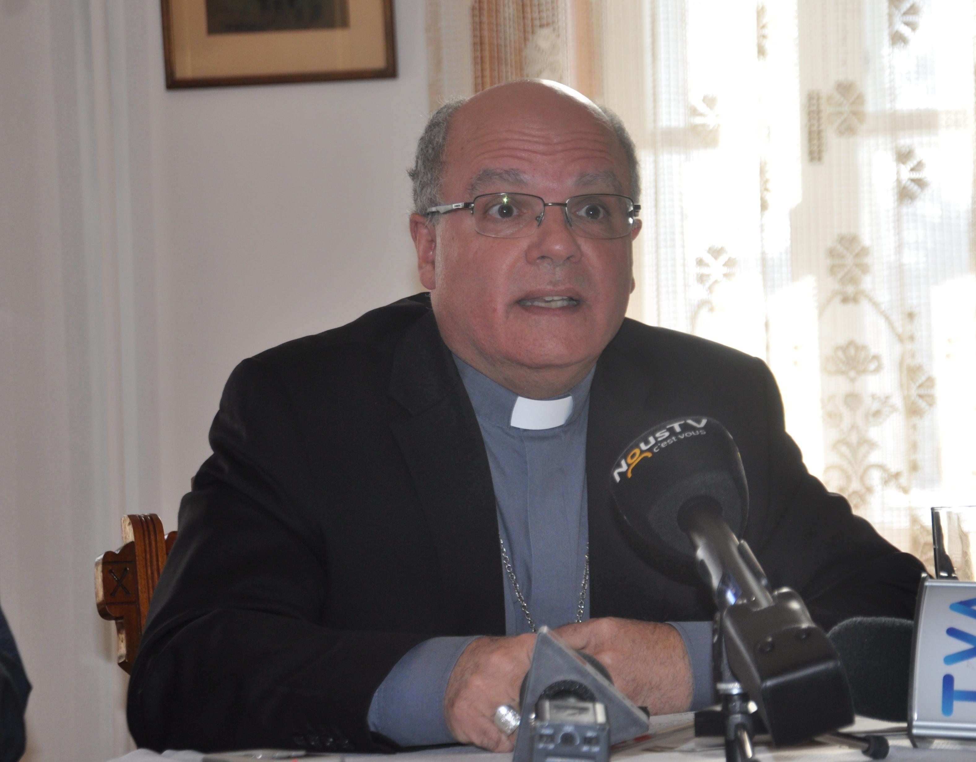 Mgr Denis Grondin