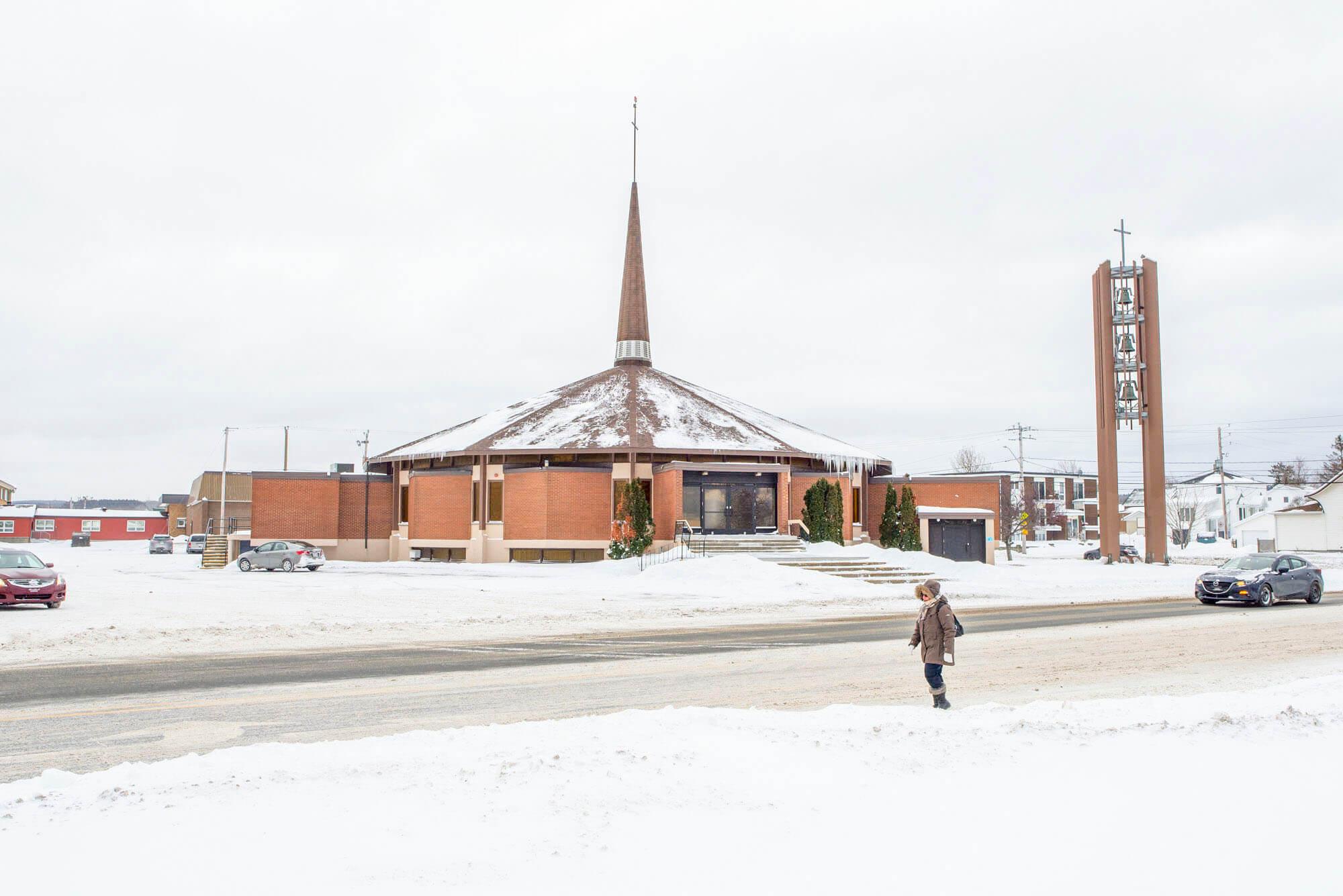 Église Saint-Rédempteur de Matane