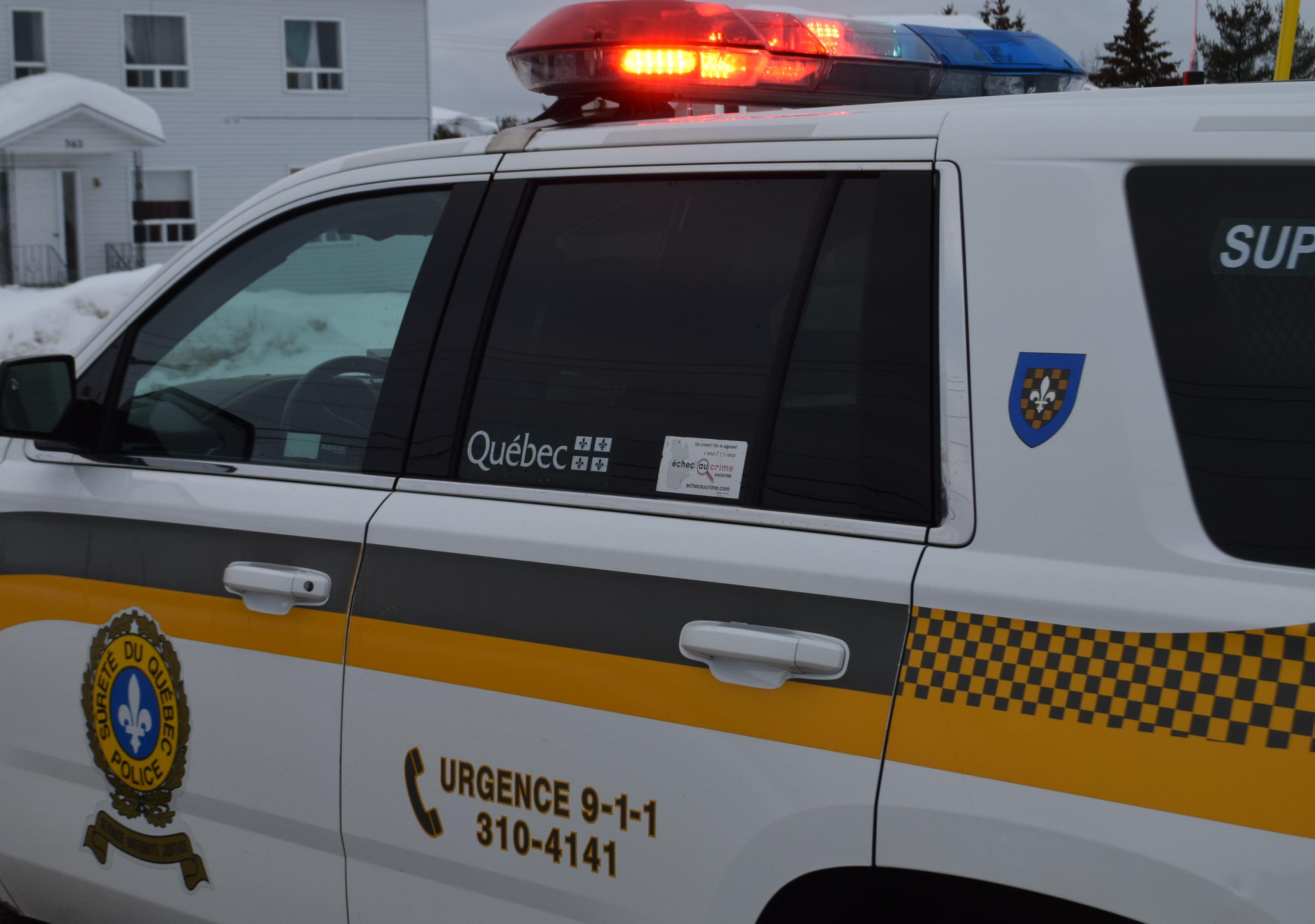 Police SQ Amos Abitibi