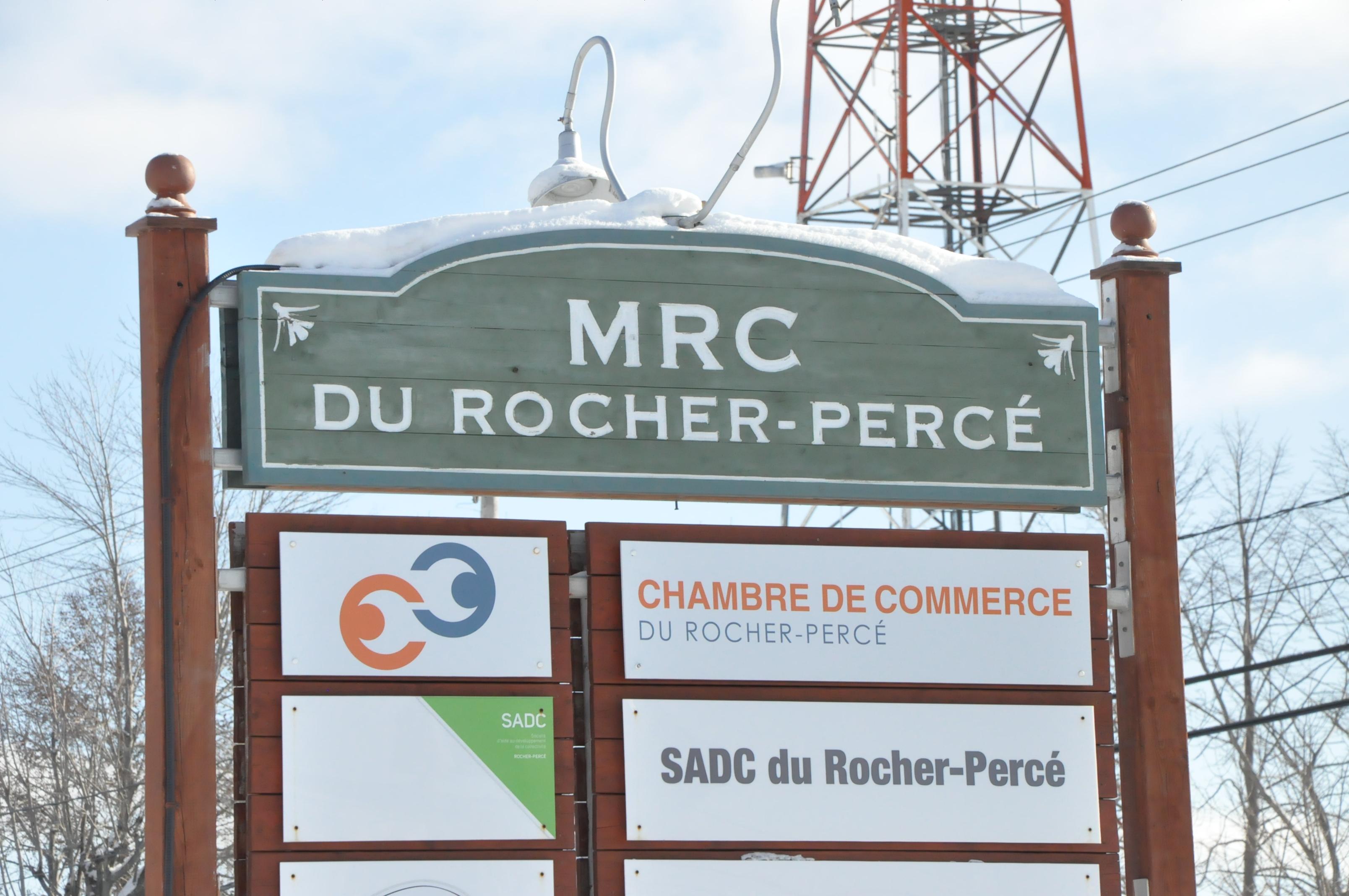MRC Rocher-Percé