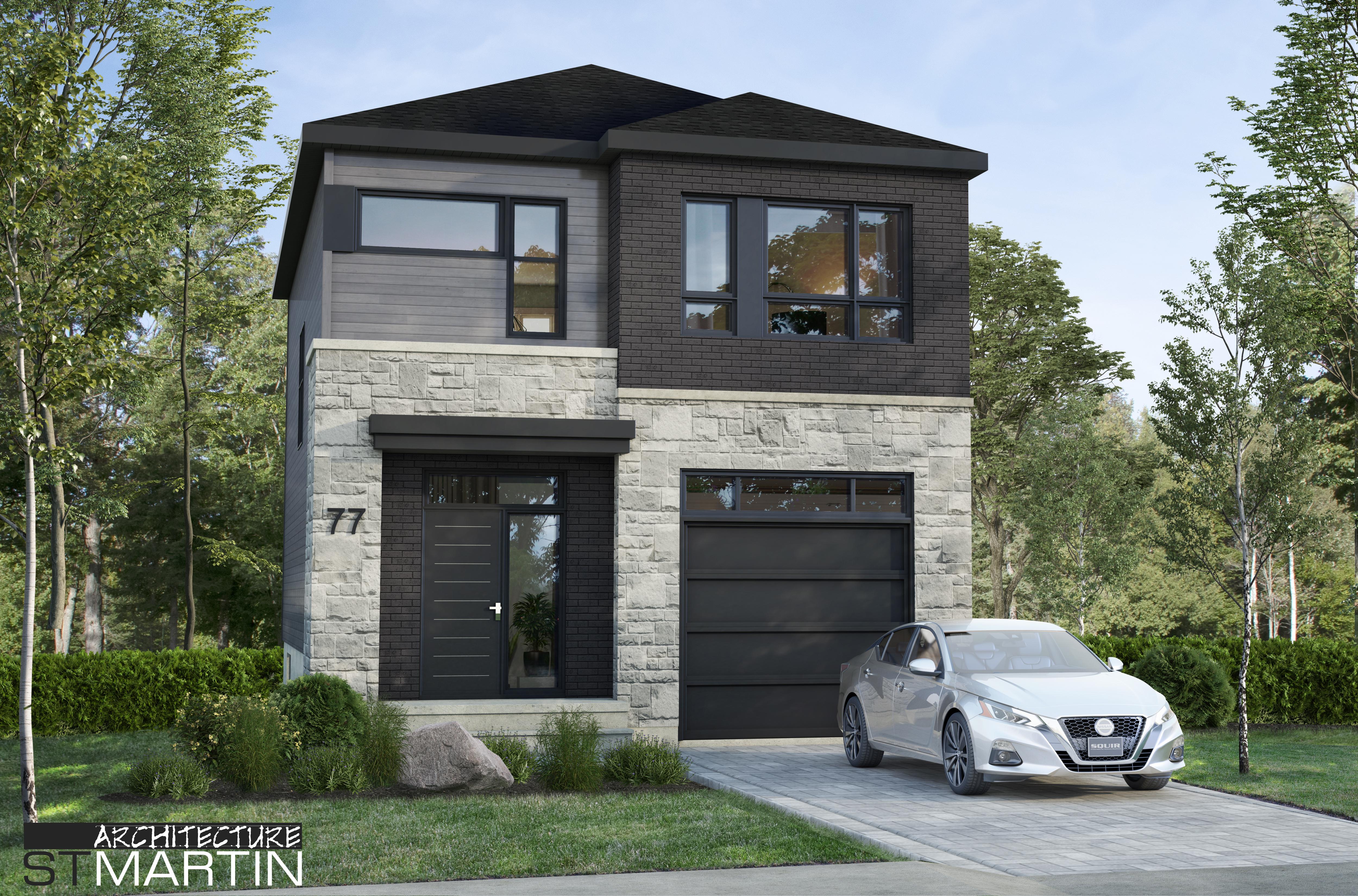 Nouveau projet immobilier L'Assomption